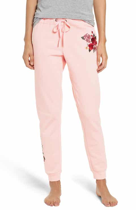 Make + Model Embroidered Sweatpants Compare Price