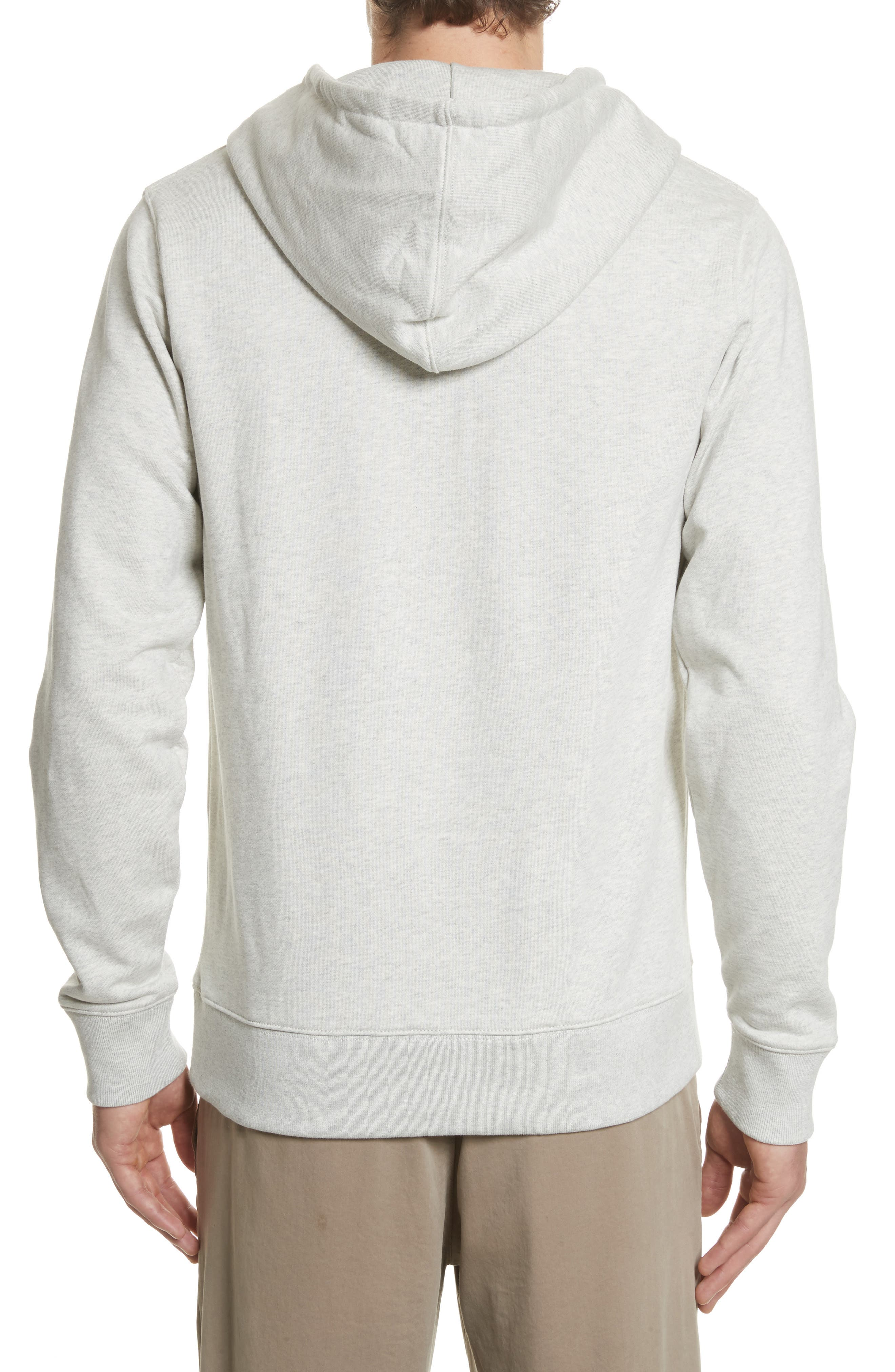 Ditch Graphic Hoodie,                             Alternate thumbnail 2, color,                             Natural Heather