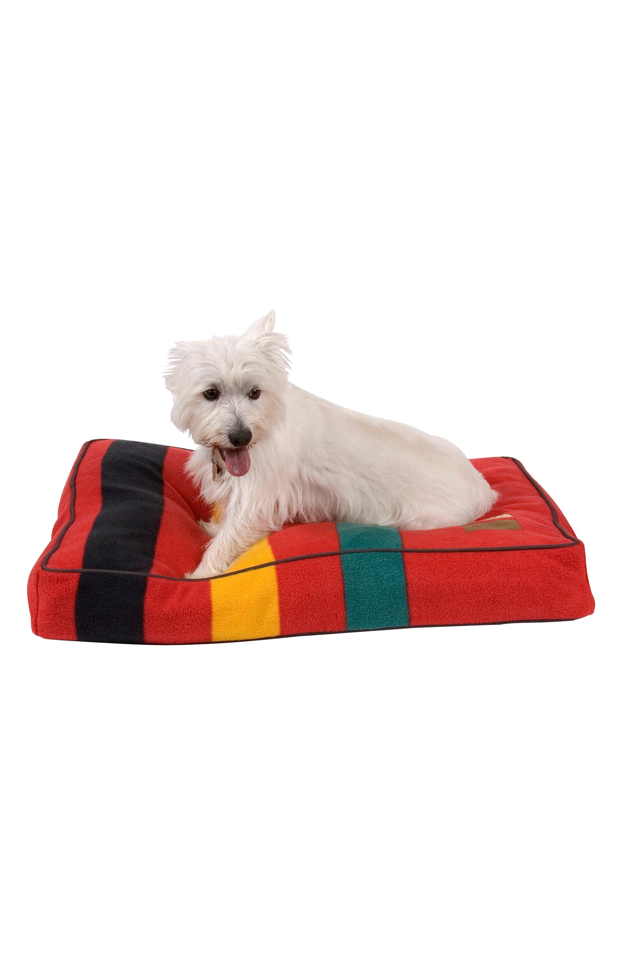 Carolina Pet Company x Pendleton Rainier National Park Pet Bed