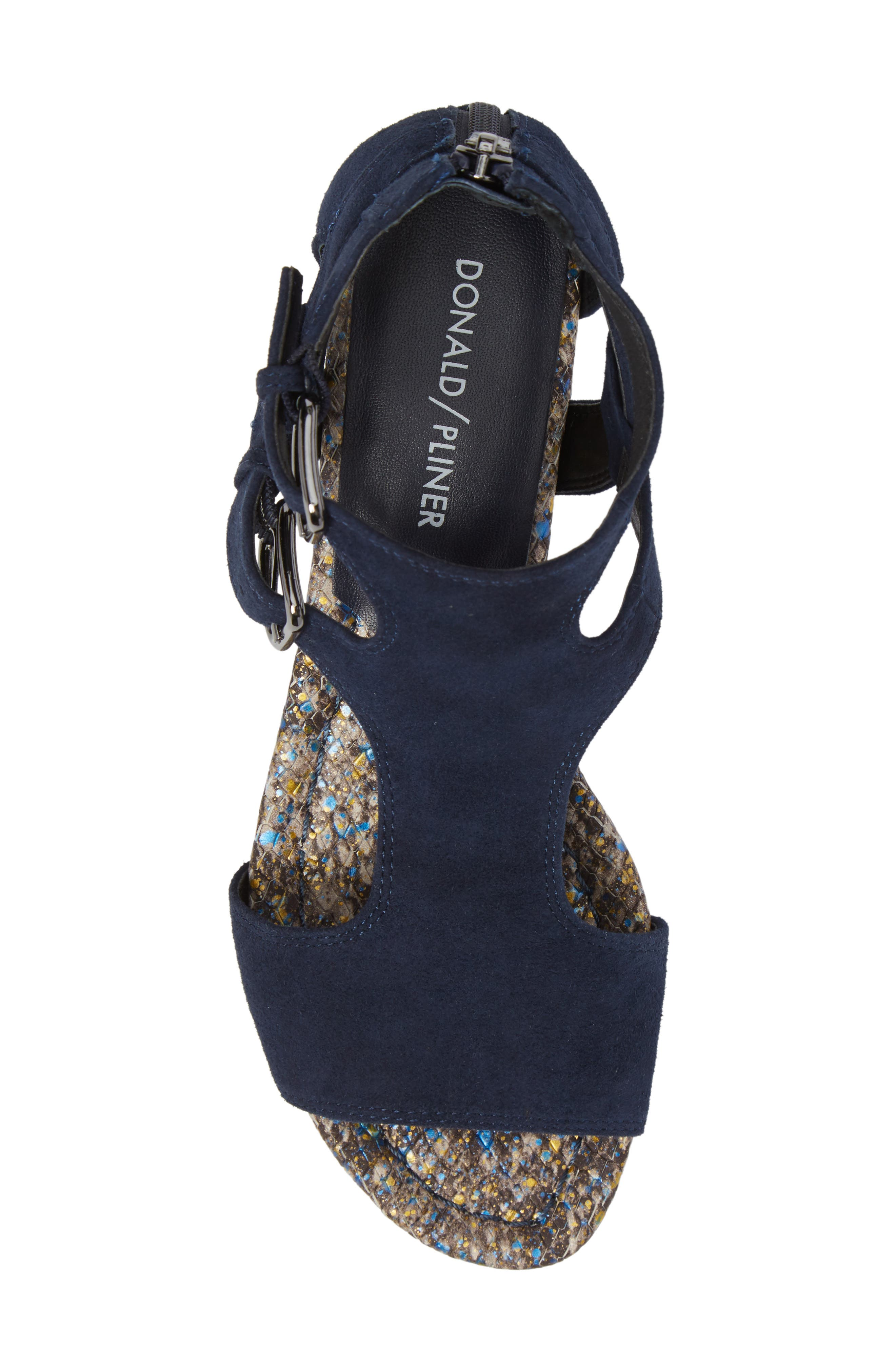 Alternate Image 5  - Donald Pliner Eden II Wedge Sandal (Women)