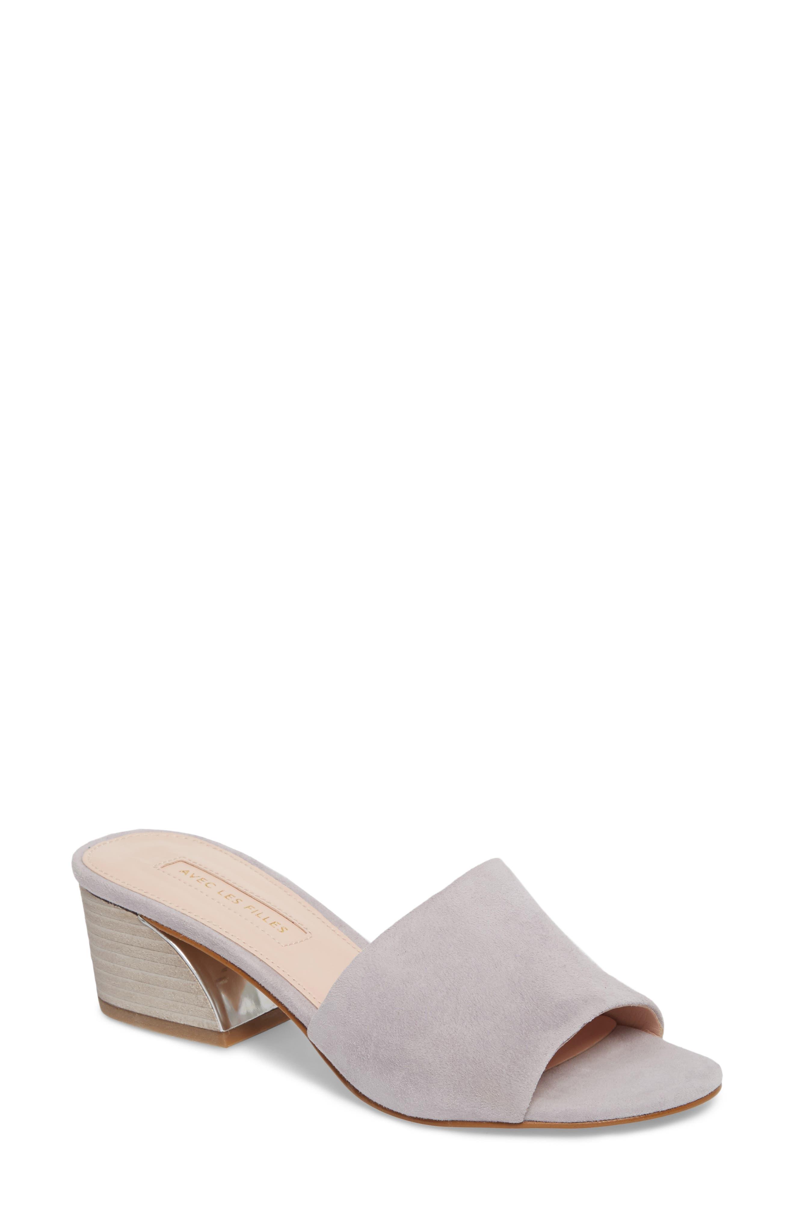 AVEC LES FILLES Women's Sloane Sandal 1ZjJsNjwp