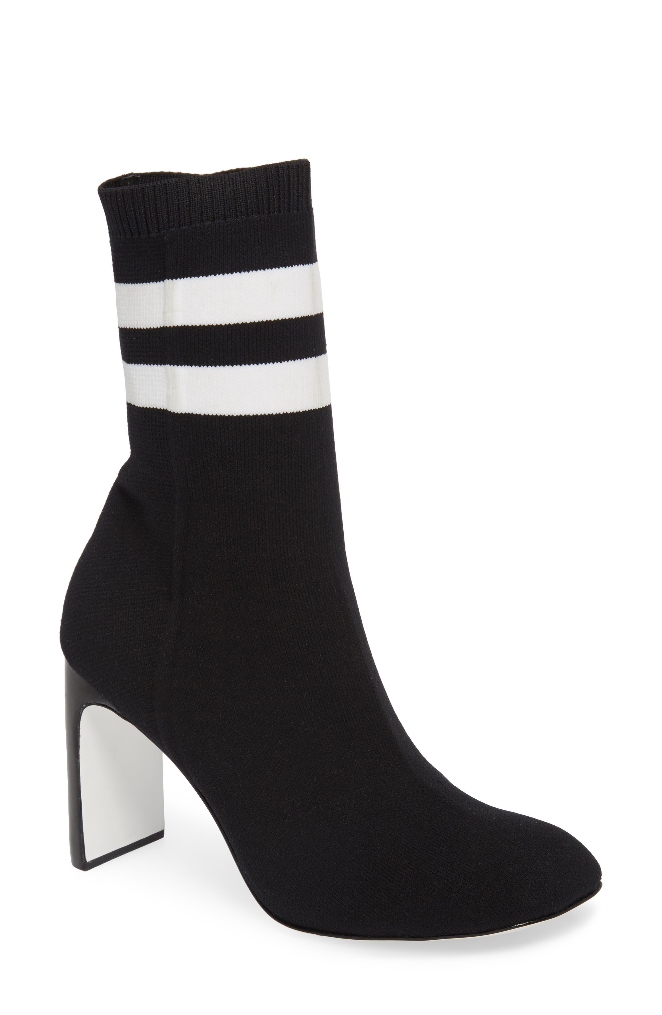 Alternate Image 1 Selected - rag & bone Ellis Sock Bootie (Women)