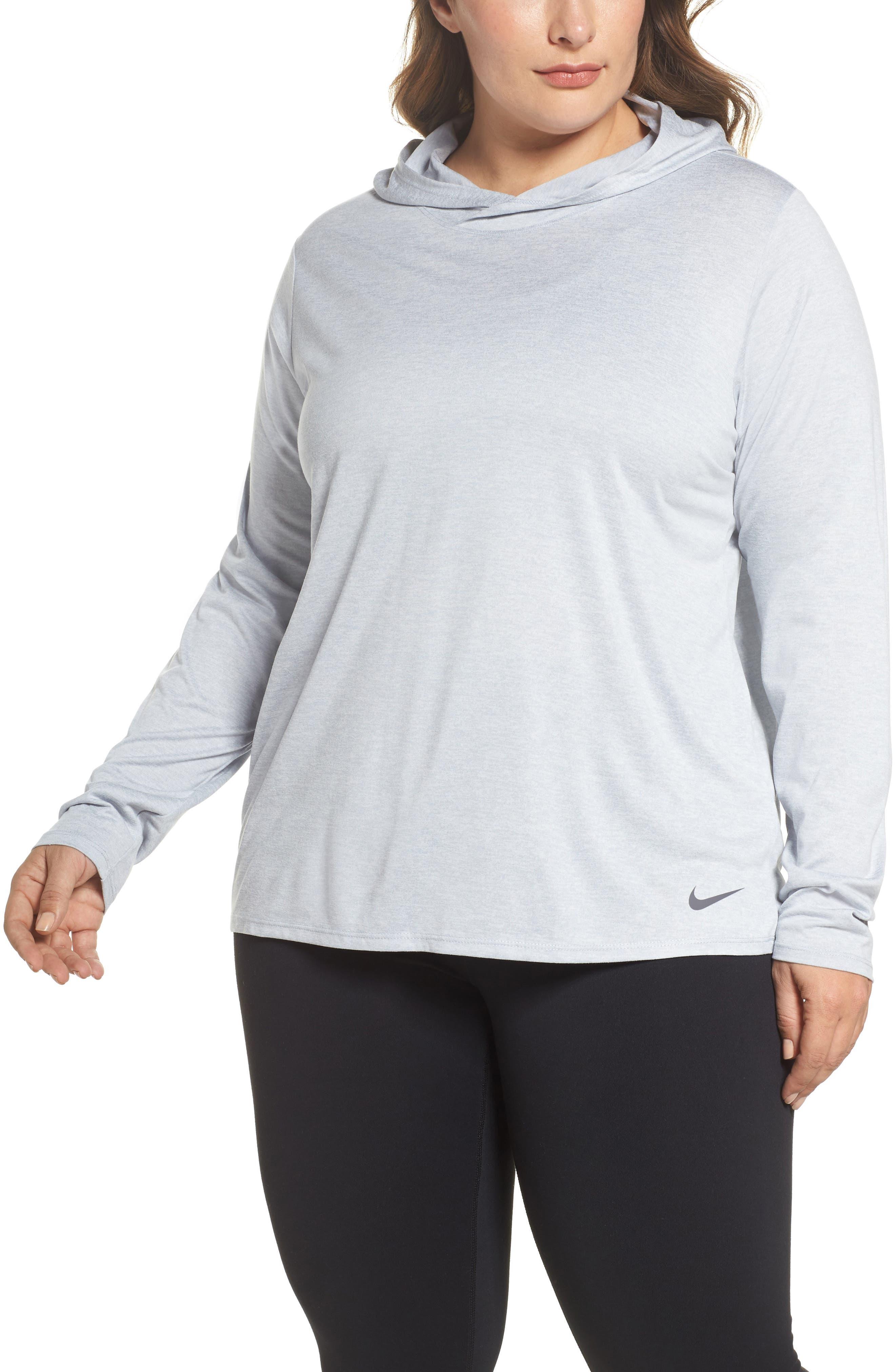 Nike Dry Training Hoodie (Plus Size)