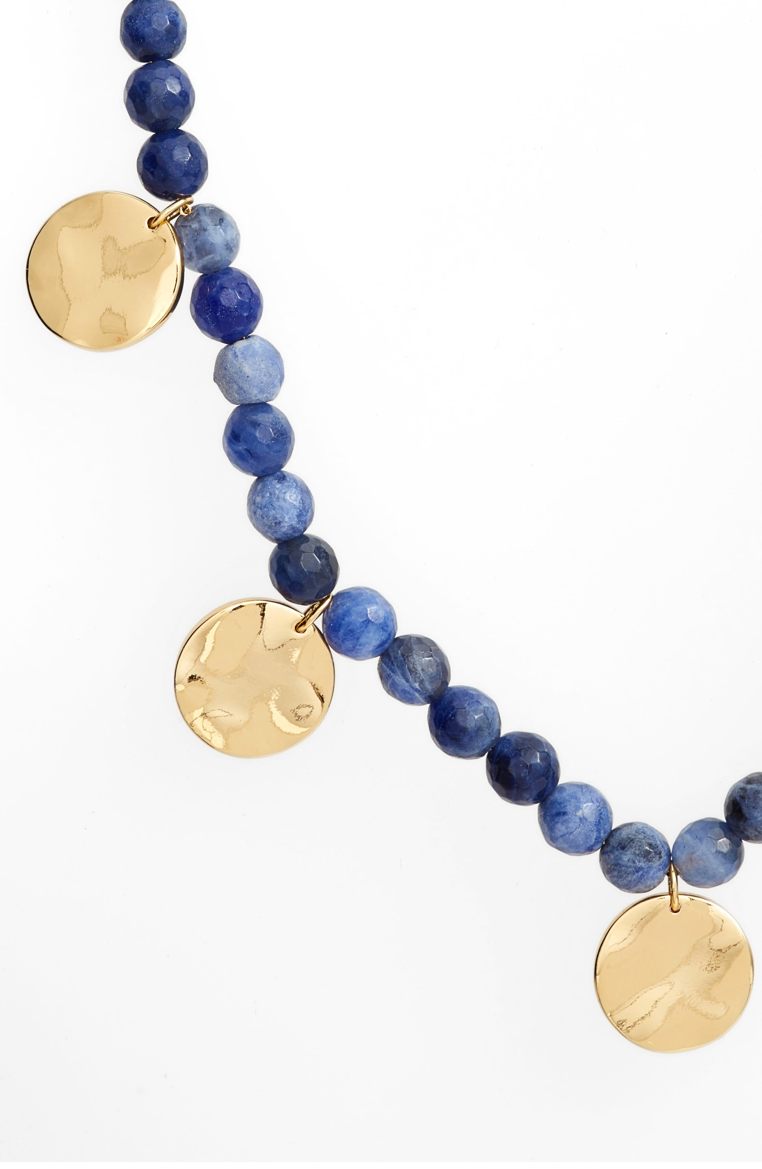 Alternate Image 2  - gorjana Adjustable Necklace