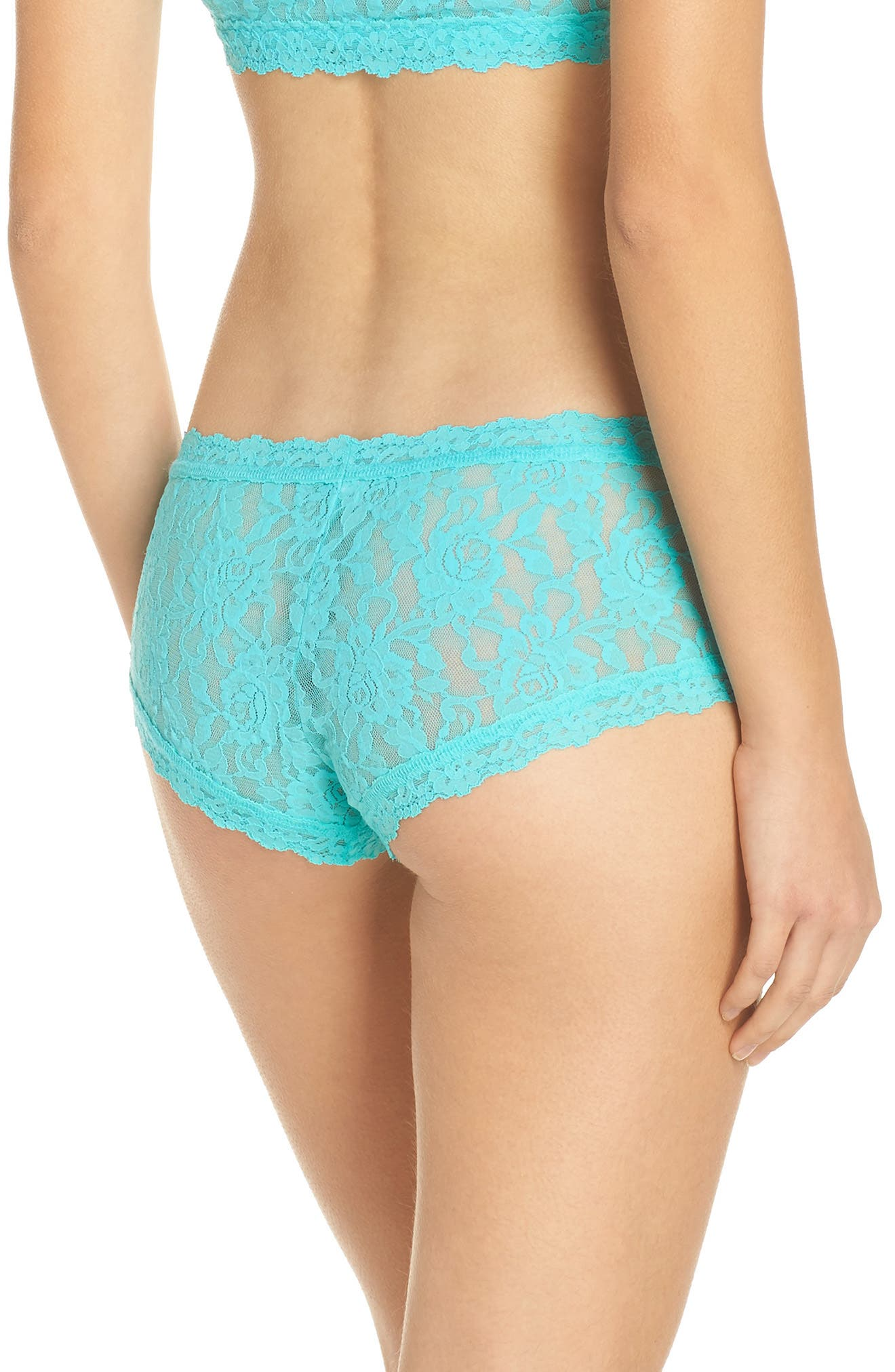 Alternate Image 2  - Hanky Panky 'Signature Lace' Boyshorts