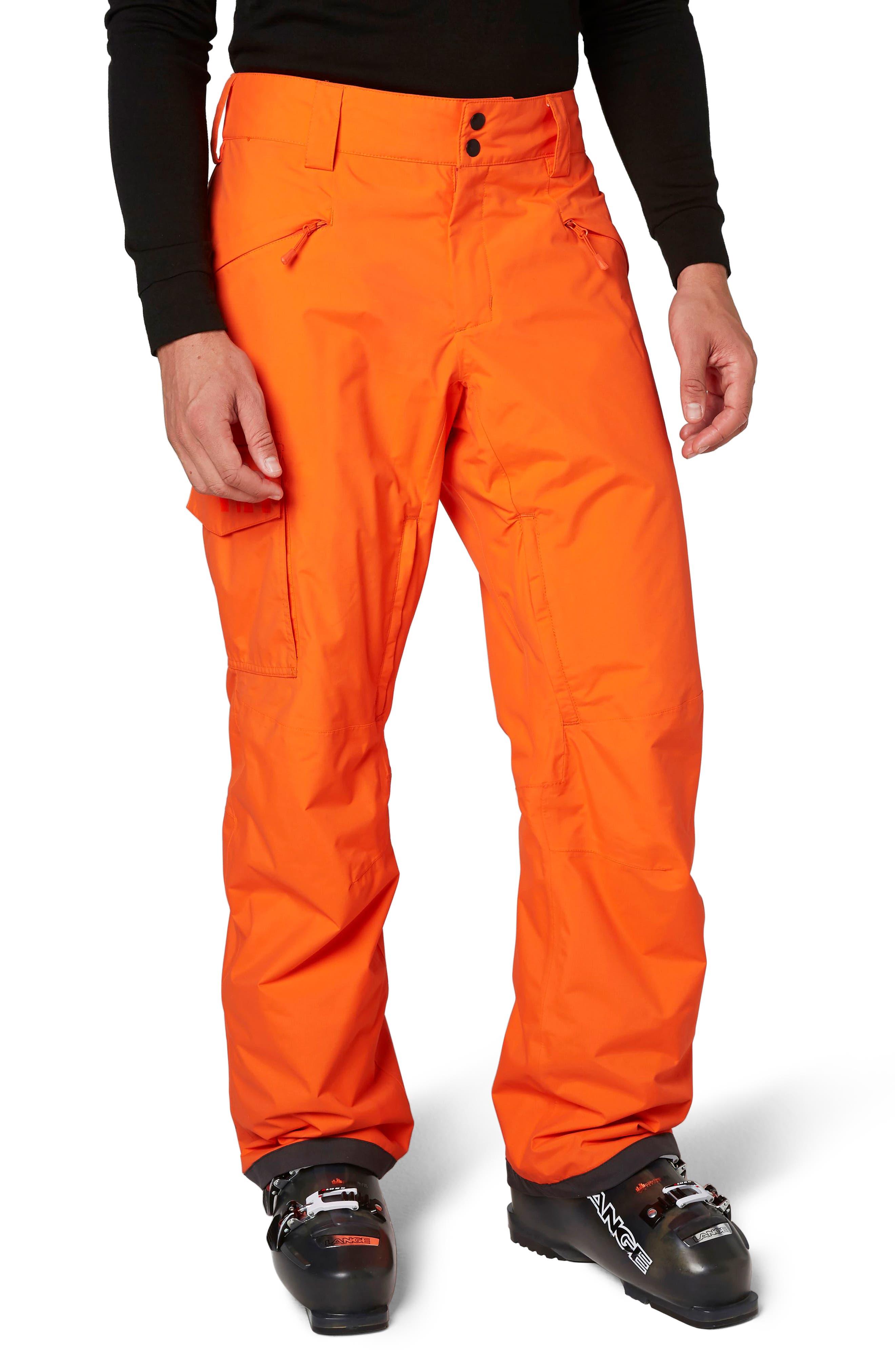 Main Image - Helly Hansen 'Sogn' Waterproof PrimaLoft® Cargo Snow Pants