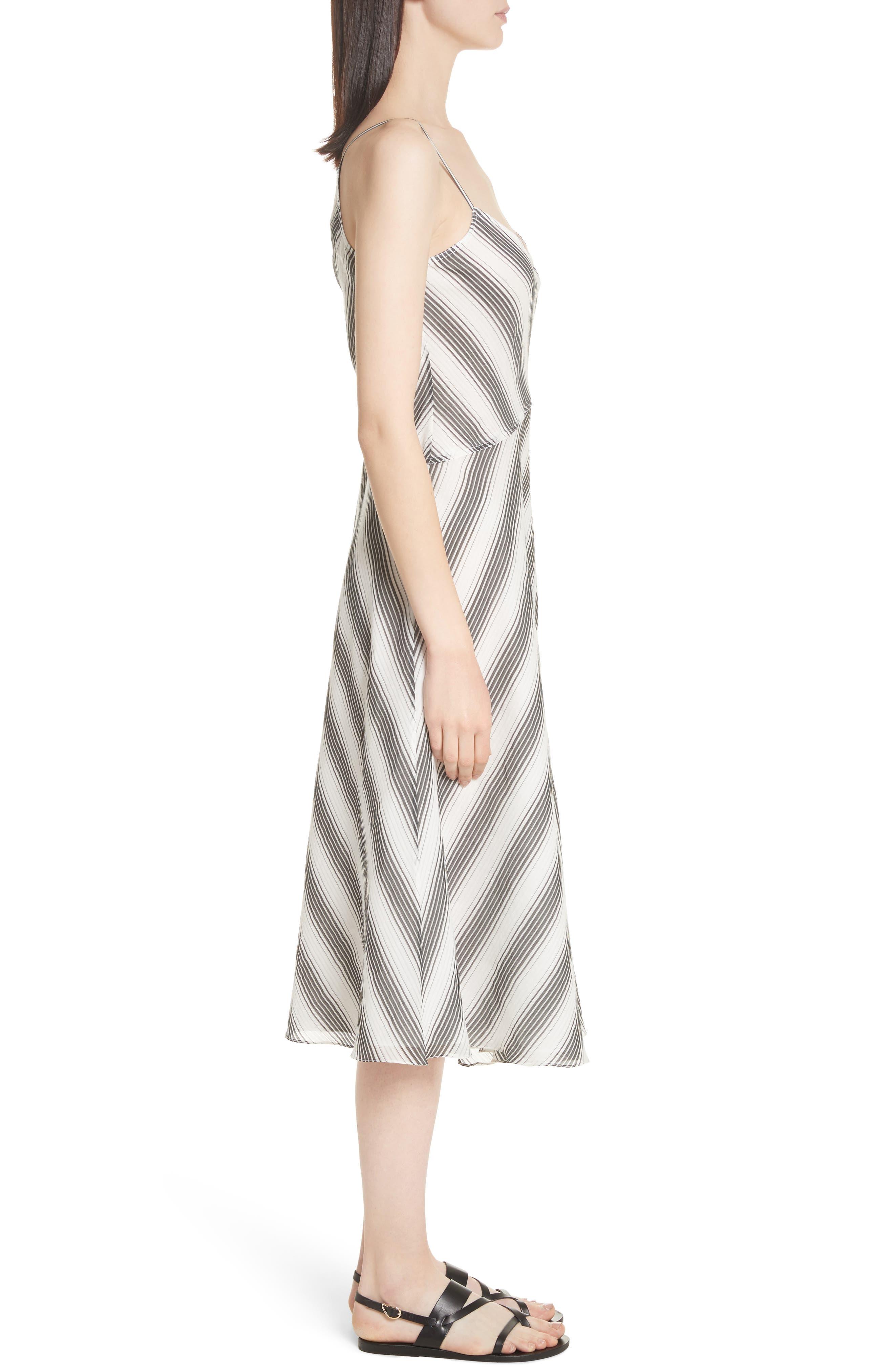 Alternate Image 3  - Theory Spaghetti Strap Day Dress