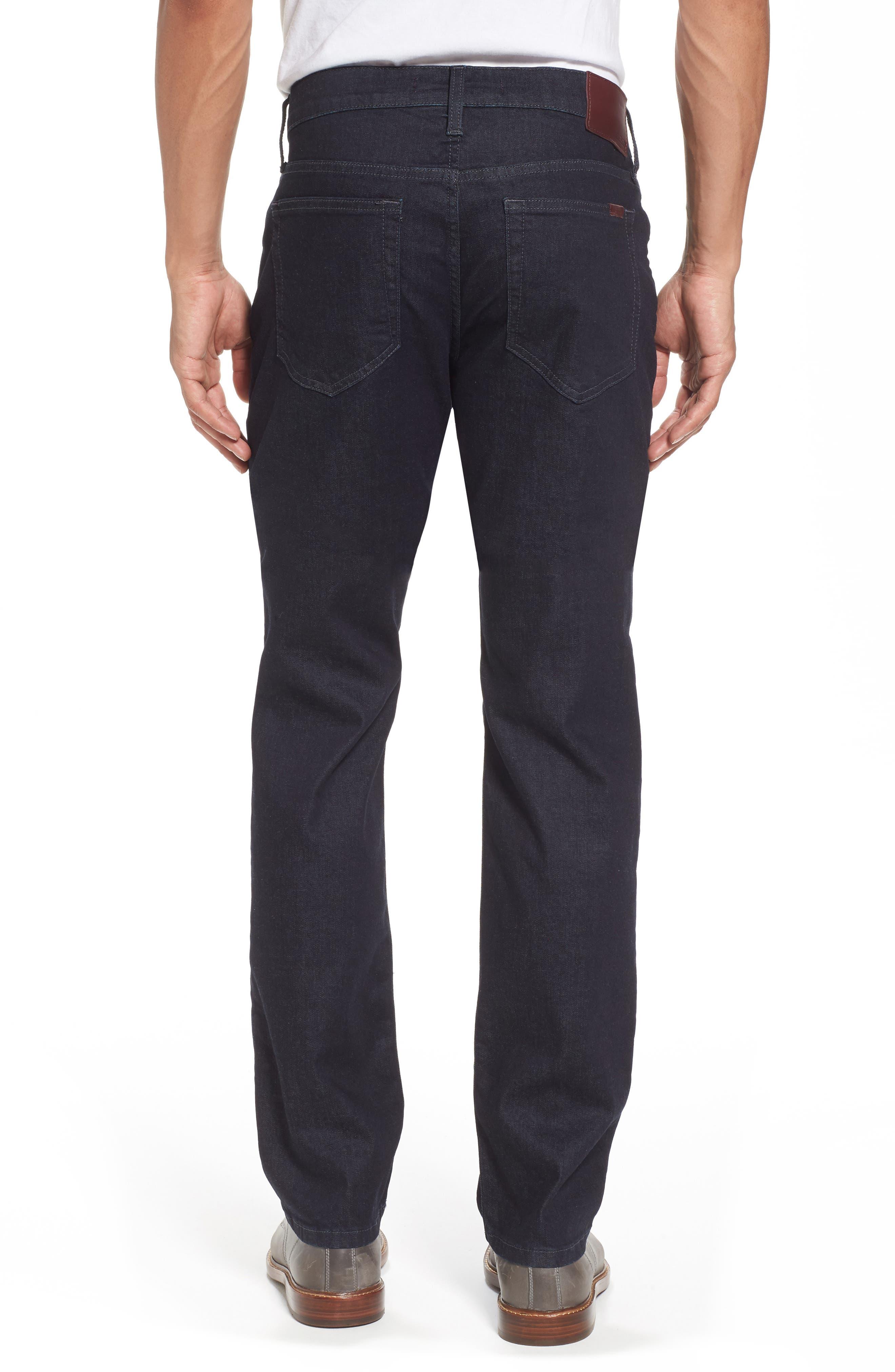 Alternate Image 2  - Joe's Brixton Slim Straight Leg Jeans (Hart)