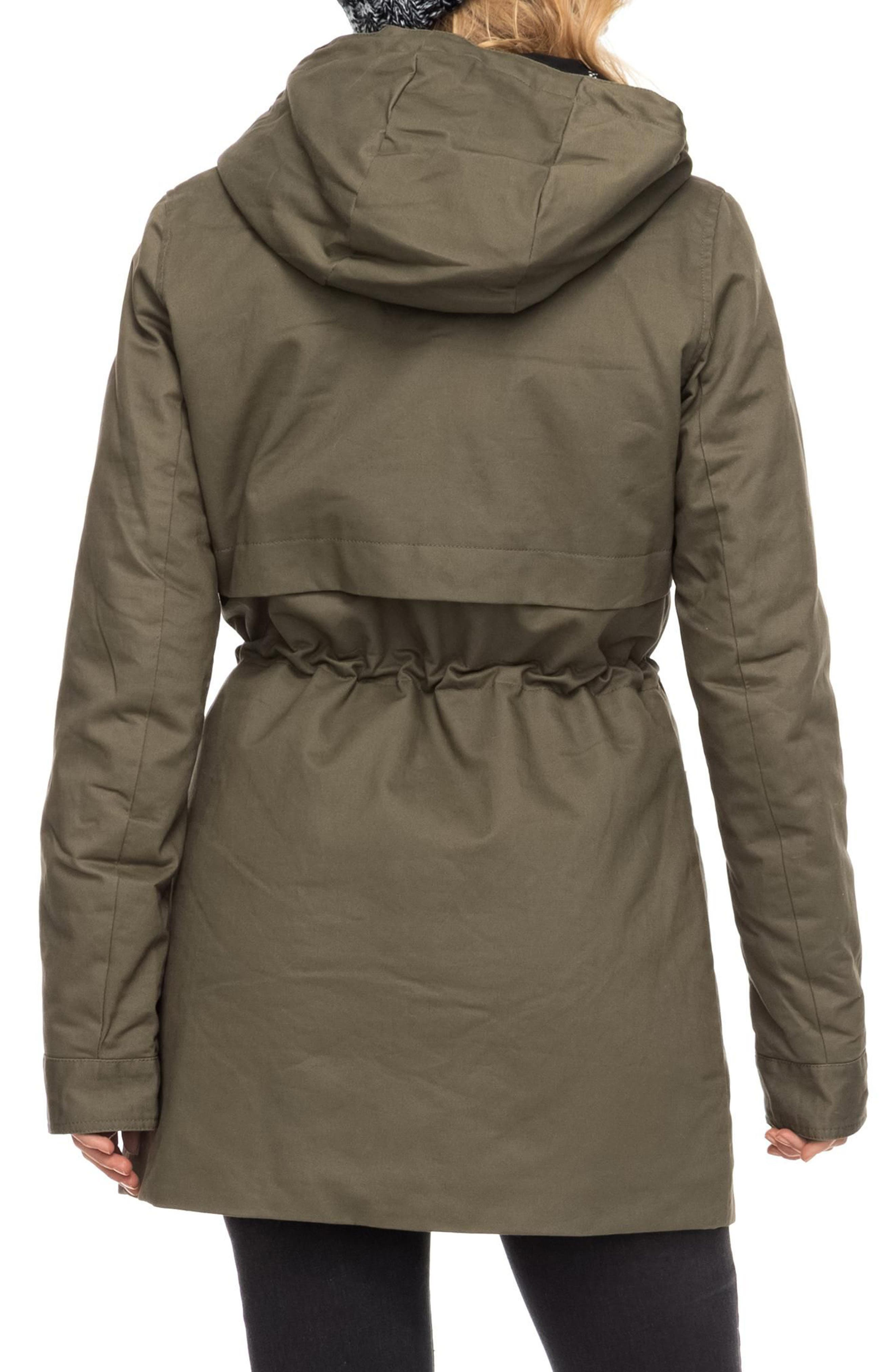 Alternate Image 2  - Roxy Sea Dance Parka