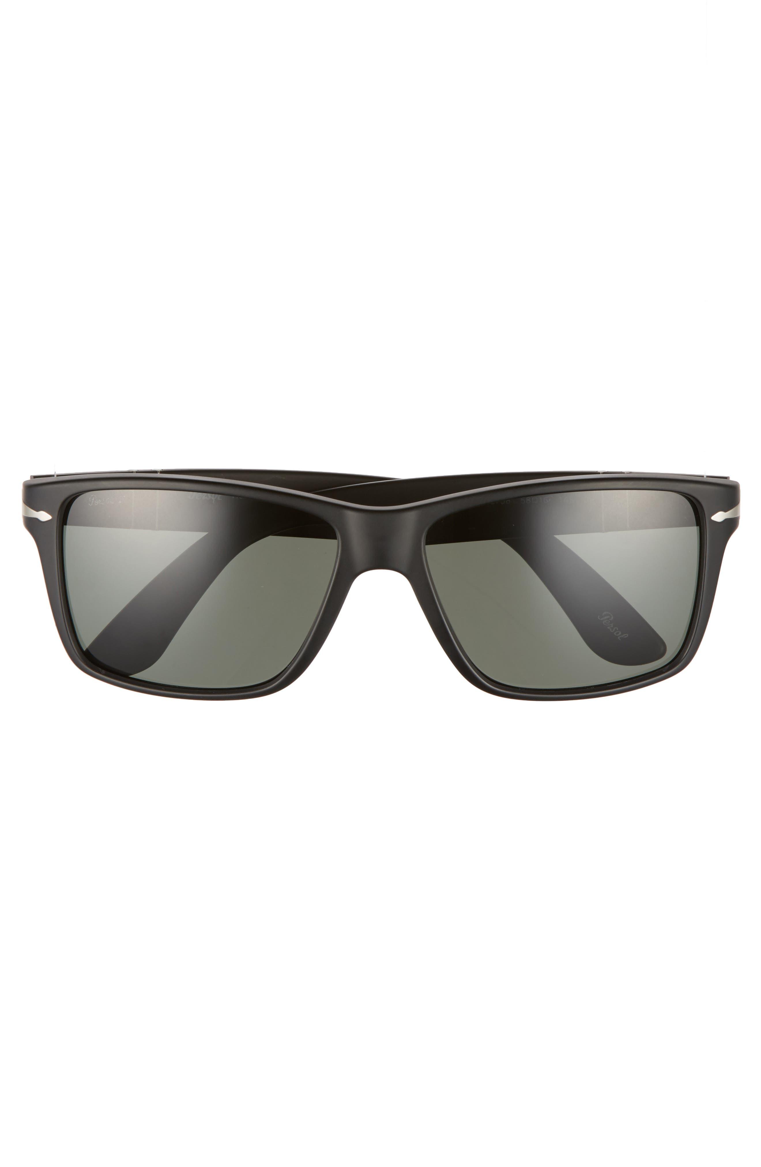 Alternate Image 2  - Persol 58mm Polarized Sunglasses