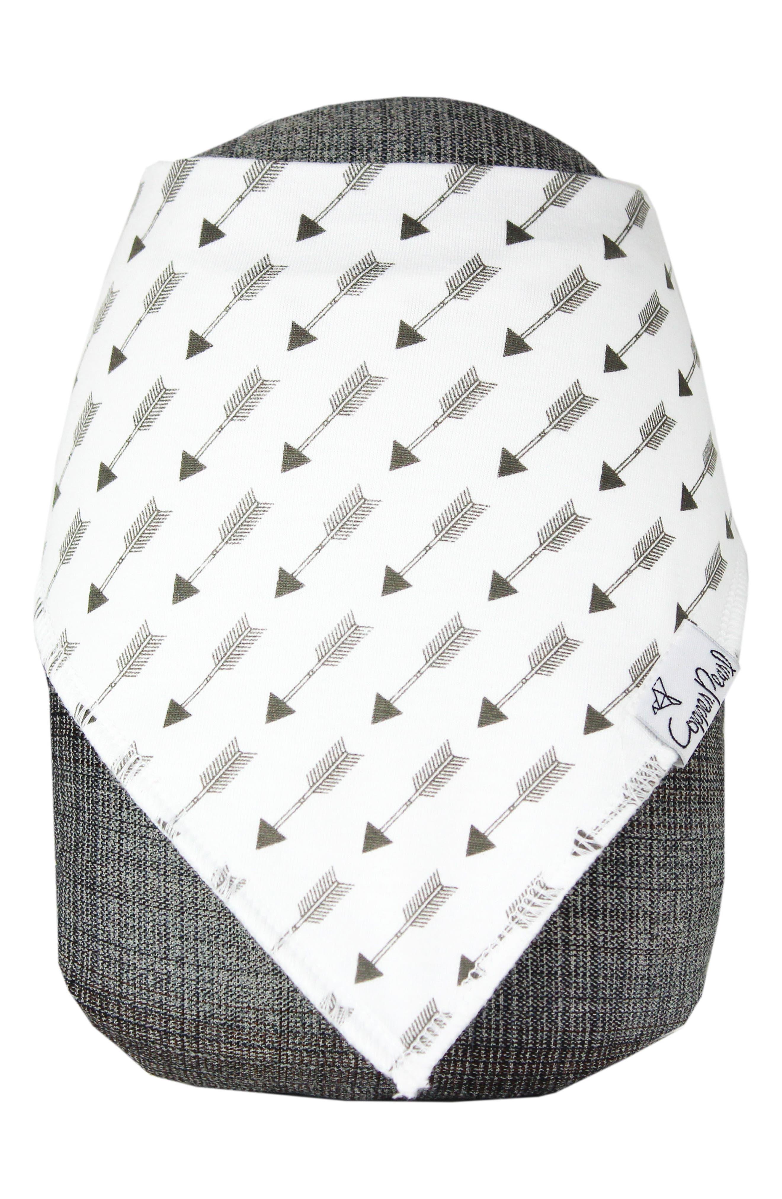 Summit Bib, Multiuse Cover & Swaddle Blanket Gift Set,                             Alternate thumbnail 54, color,                             Summit