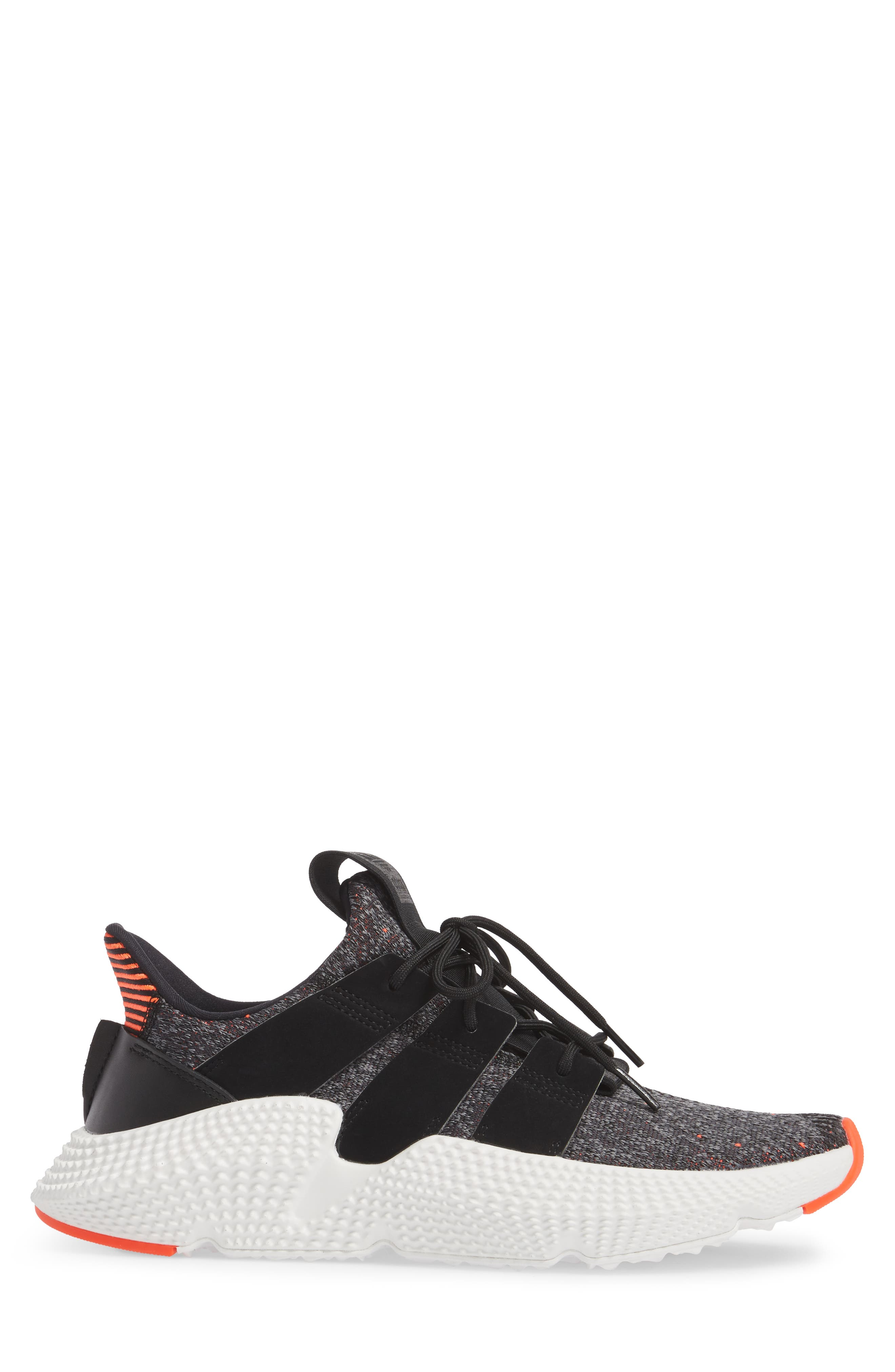 Prophere Sneaker,                             Alternate thumbnail 2, color,                             Black/ Solar Red