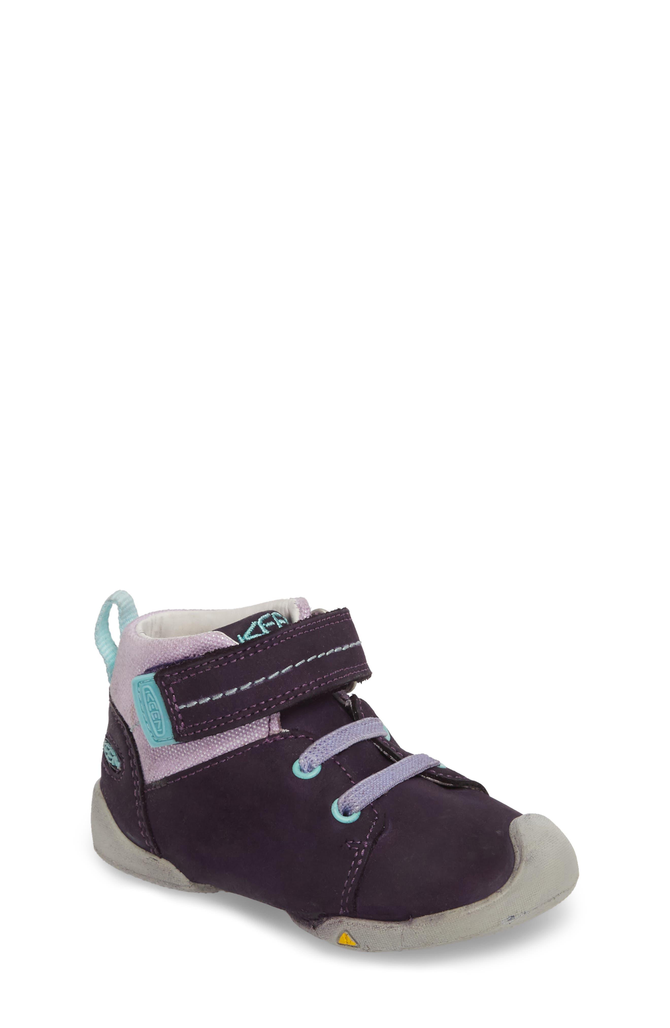 Pep Mid-T Sneaker,                             Main thumbnail 1, color,                             Plumeria/ Sweet Lavendar