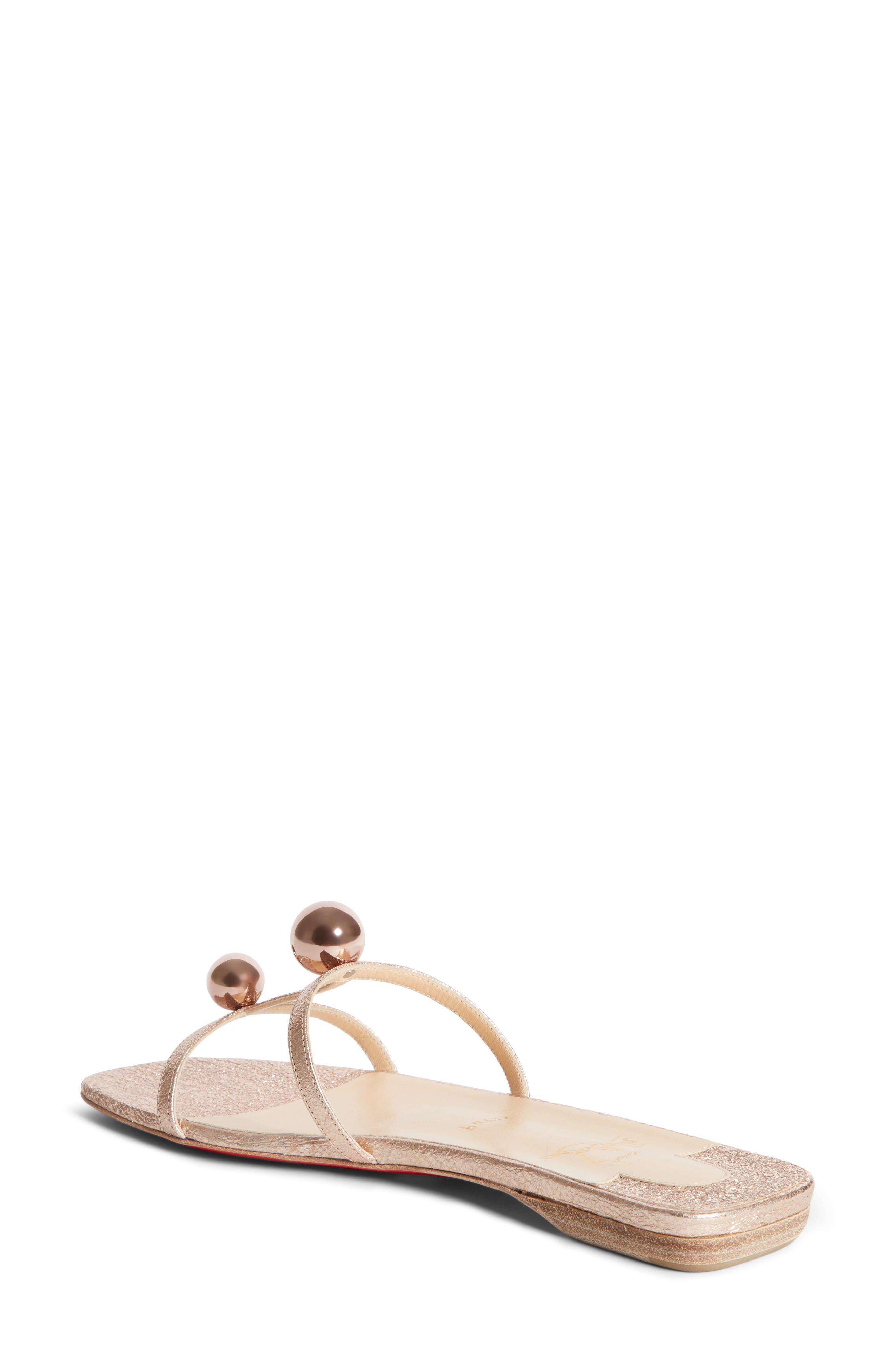 Alternate Image 2  - Christian Louboutin Atonetta Ornament Slide Sandal (Women)