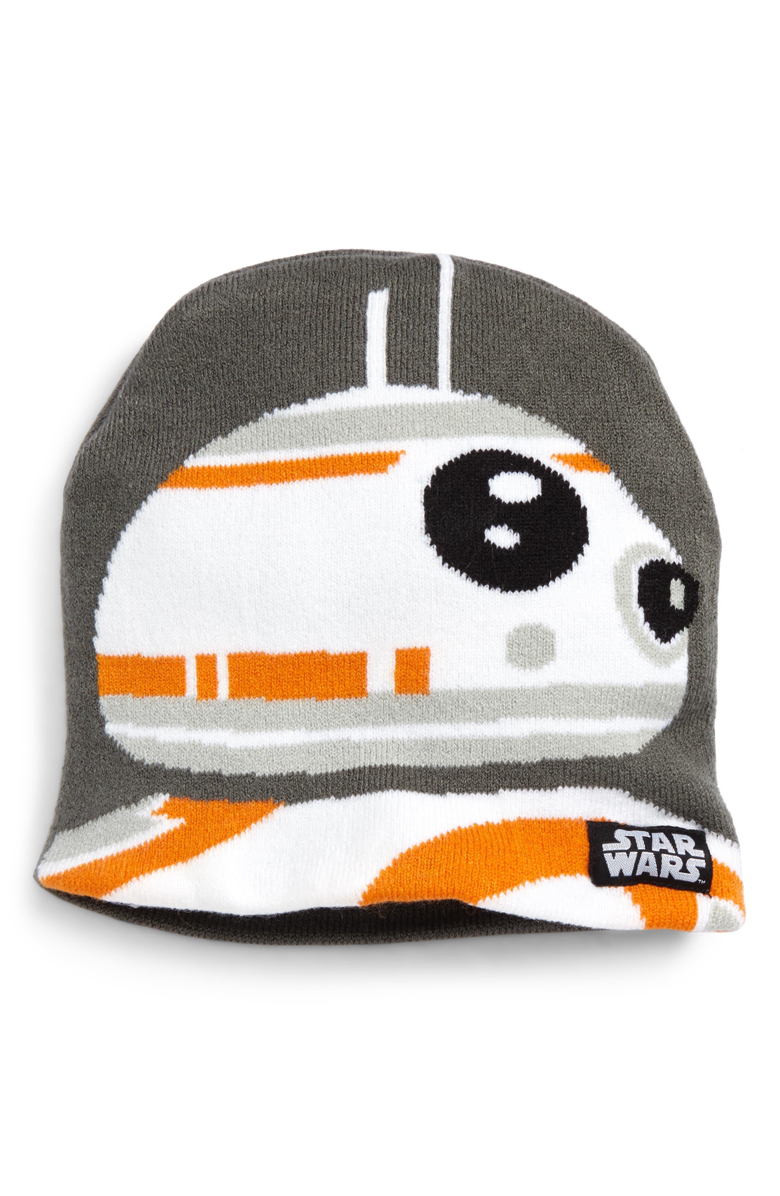Star Wars BB-8 Beanie (Big Boys)
