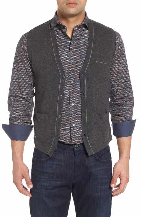 Men's Grey Sweater Vests | Nordstrom