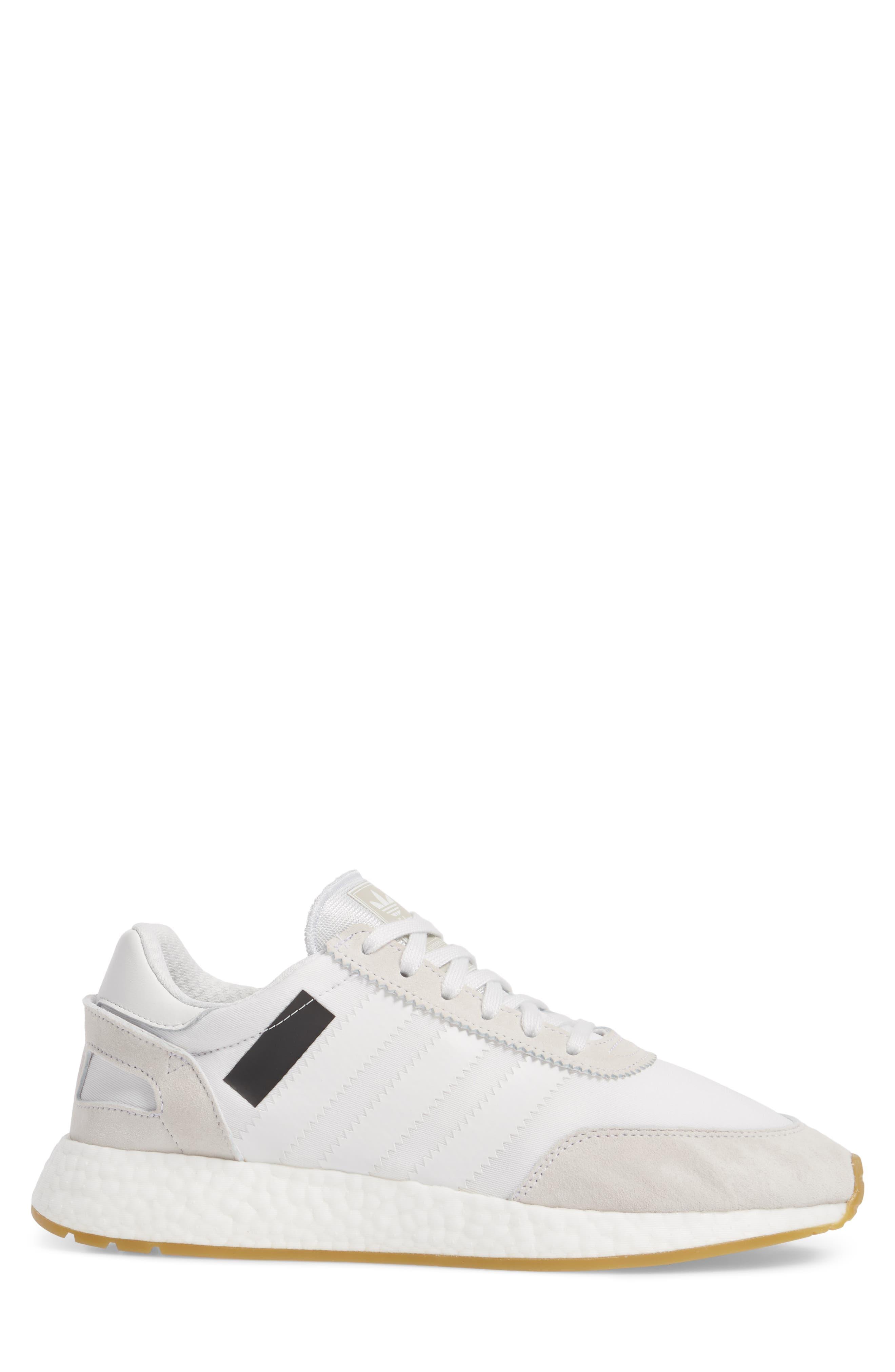 I-5923 Sneaker,                             Alternate thumbnail 3, color,                             Crystal White/ White