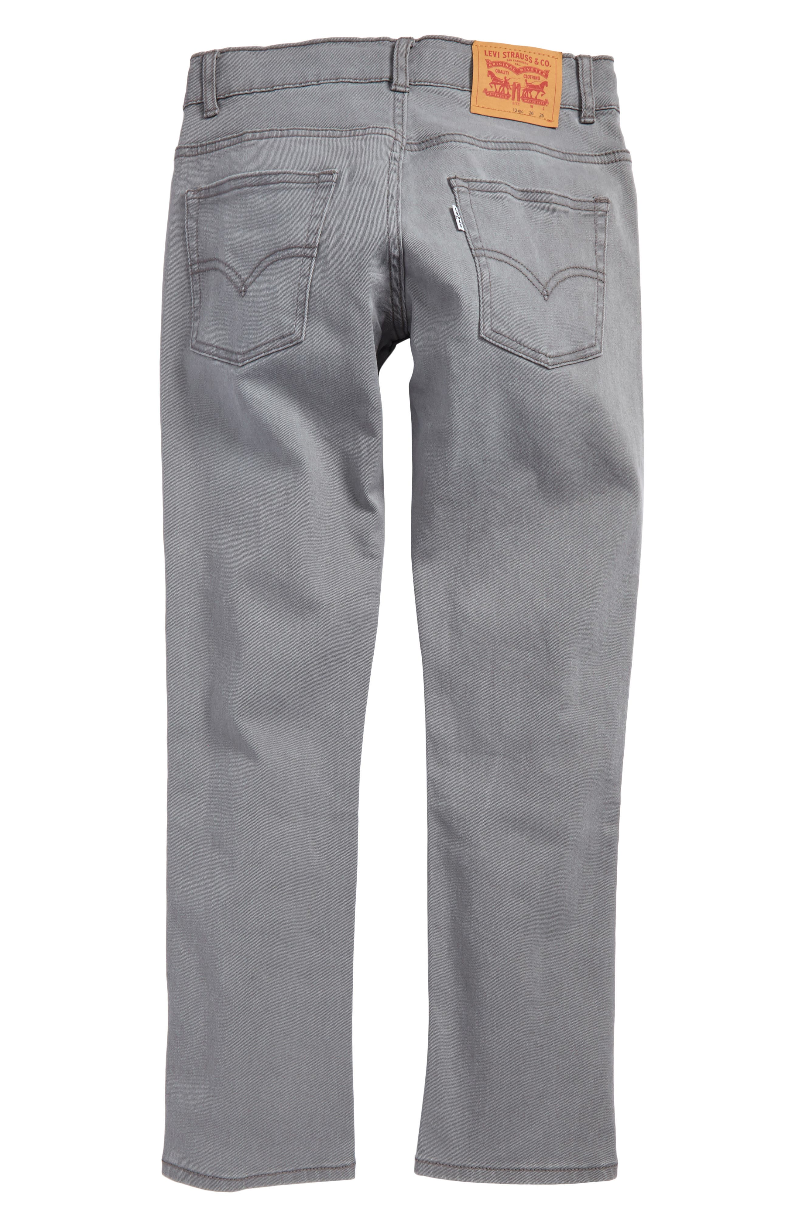 511 Slim Fit Jeans,                             Alternate thumbnail 2, color,                             Smoked Pearl