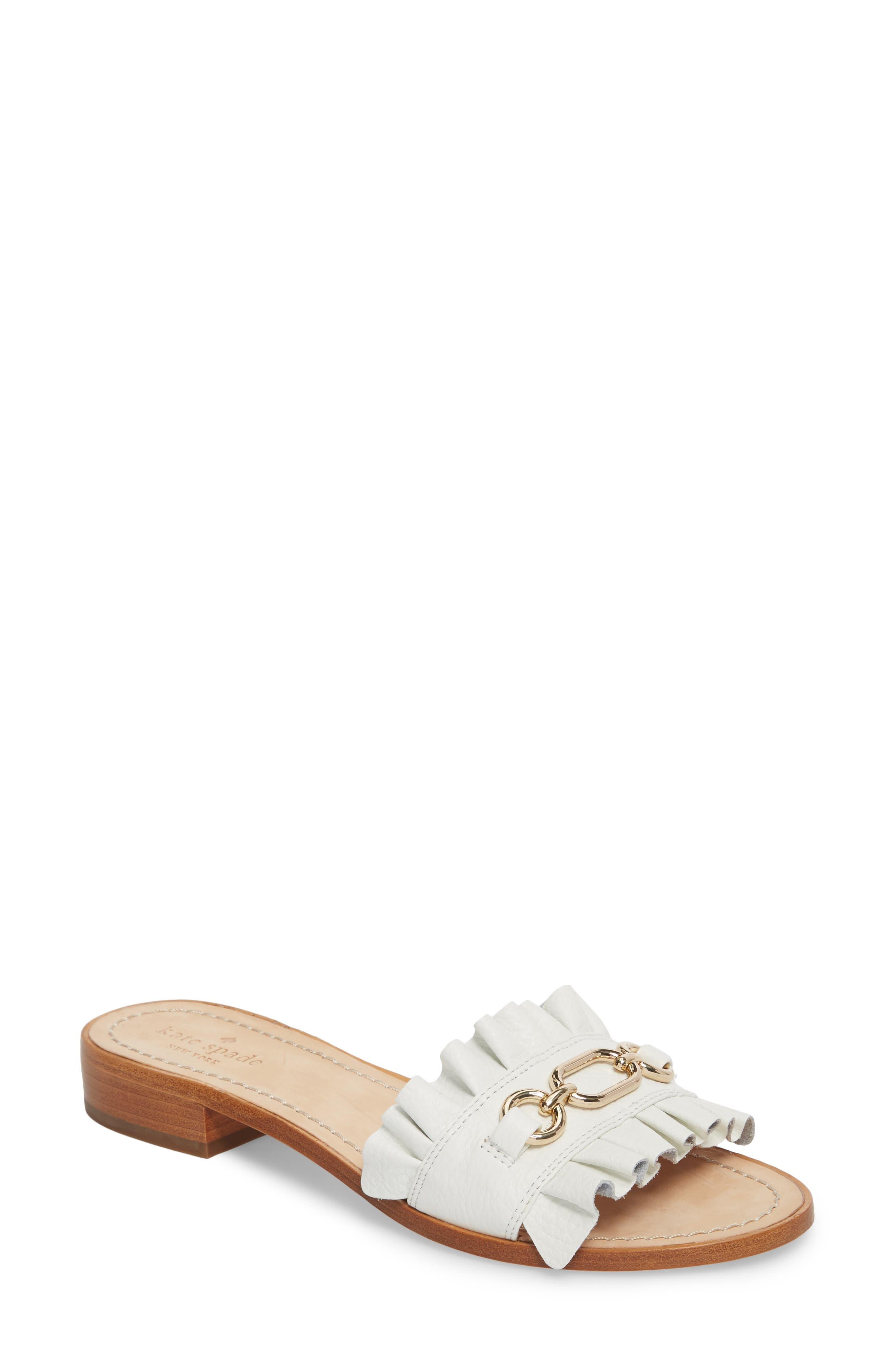 kate spade new york beau slide sandal (Women)
