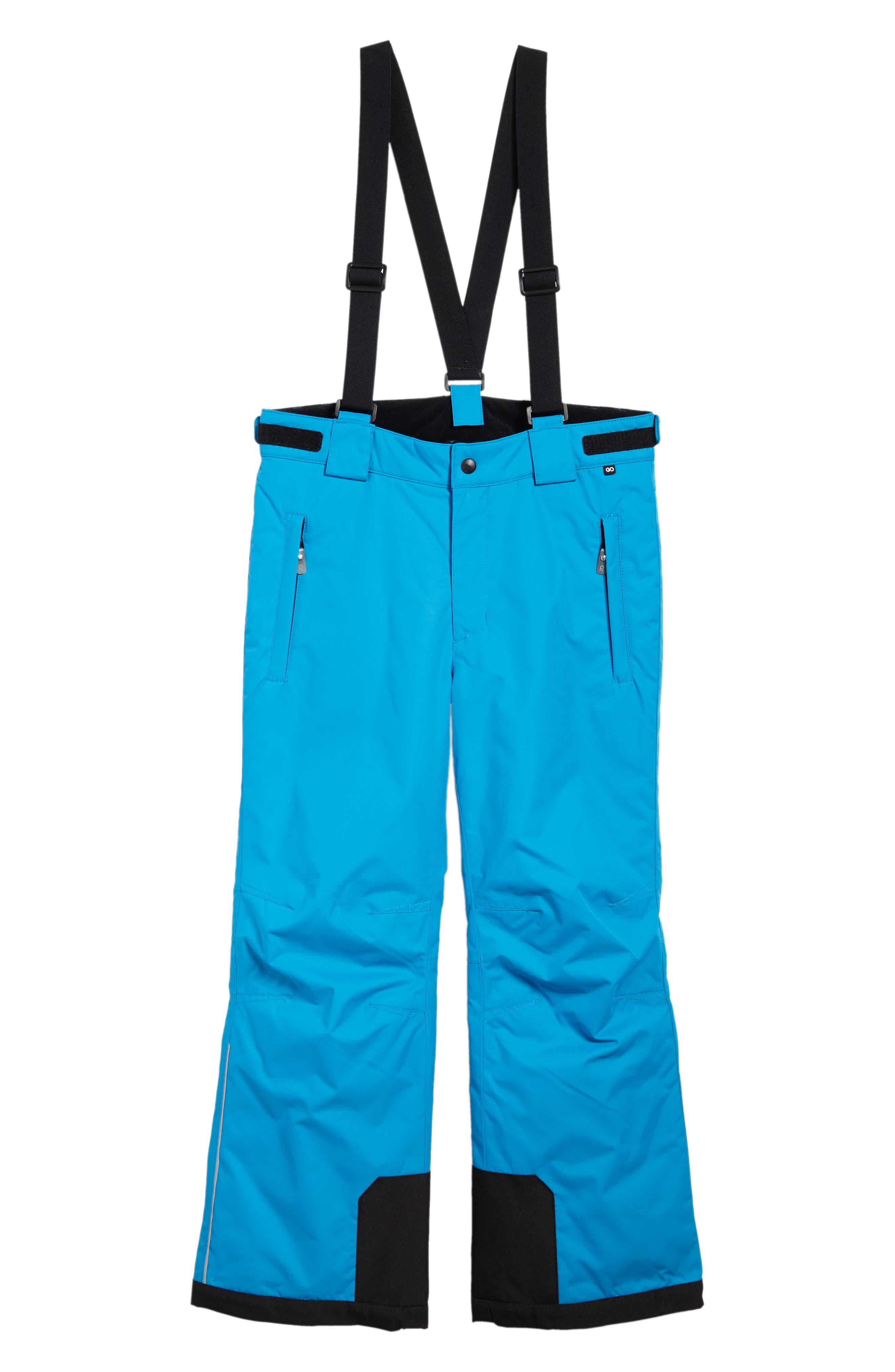 Reimatec<sup>®</sup> Takeoff Waterproof Insulated Snow Pants,                             Main thumbnail 1, color,                             Blue