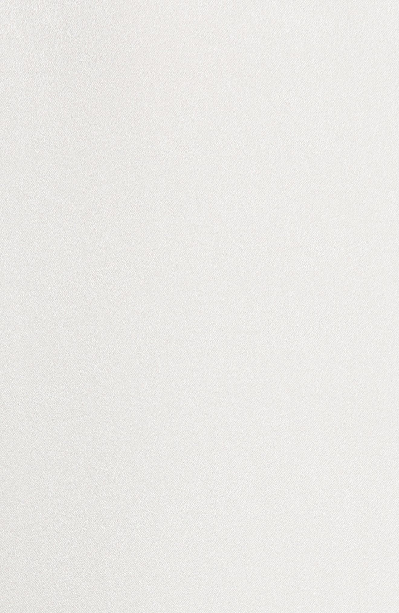 Alternate Image 5  - Galvan Ruffle Sleeve Blouse