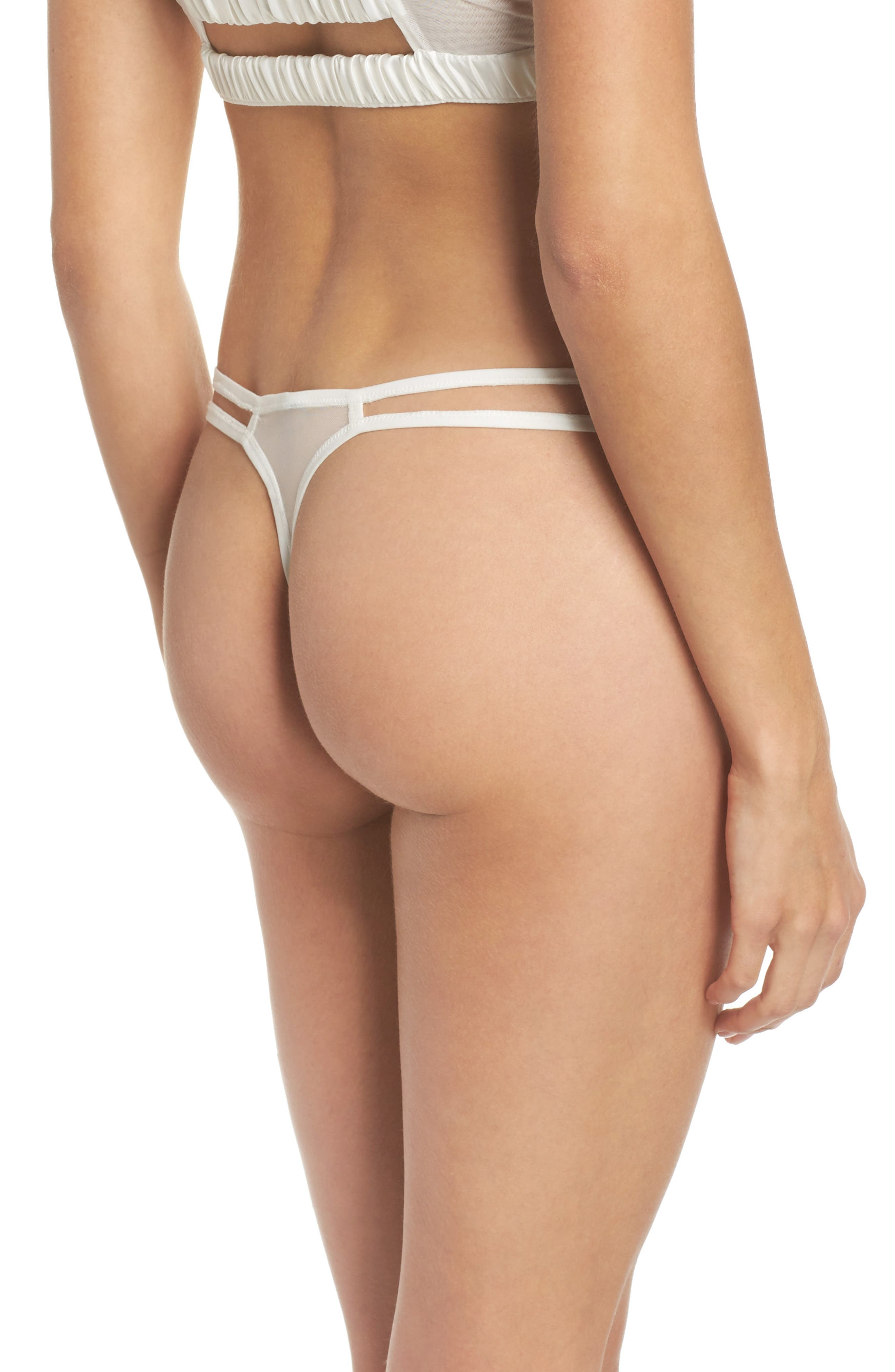 Thistle & Spire Cornelia Thong,                             Alternate thumbnail 2, color,                             Ivory