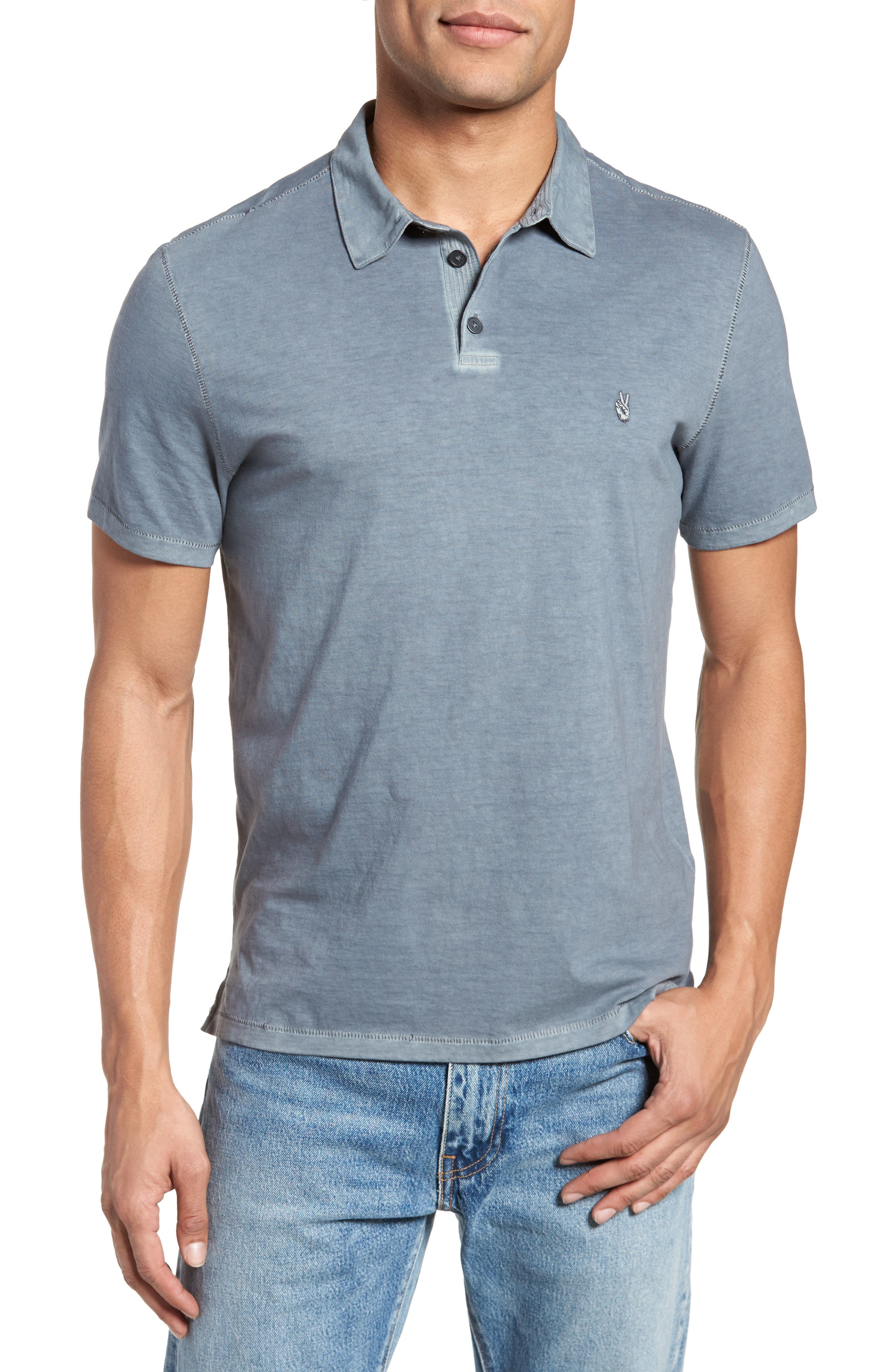 John Varvatos Star USA Regular Fit Polo