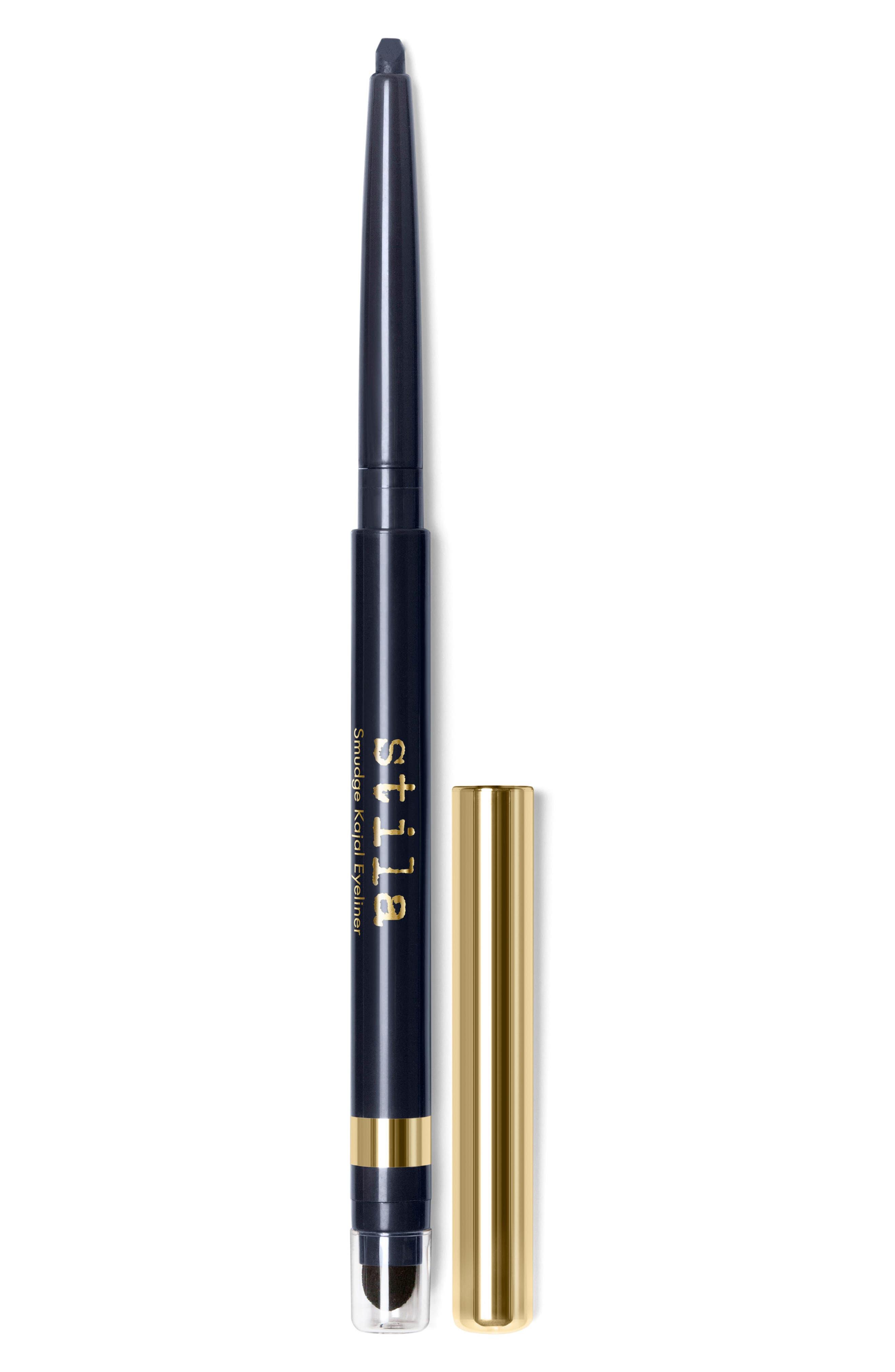 Smudge Kajal Eyeliner,                             Alternate thumbnail 3, color,                             Sapphire