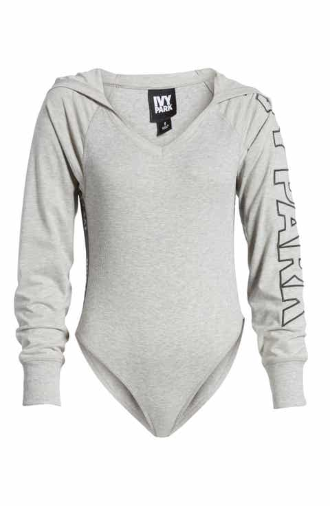 IVY PARK® Hooded Bodysuit
