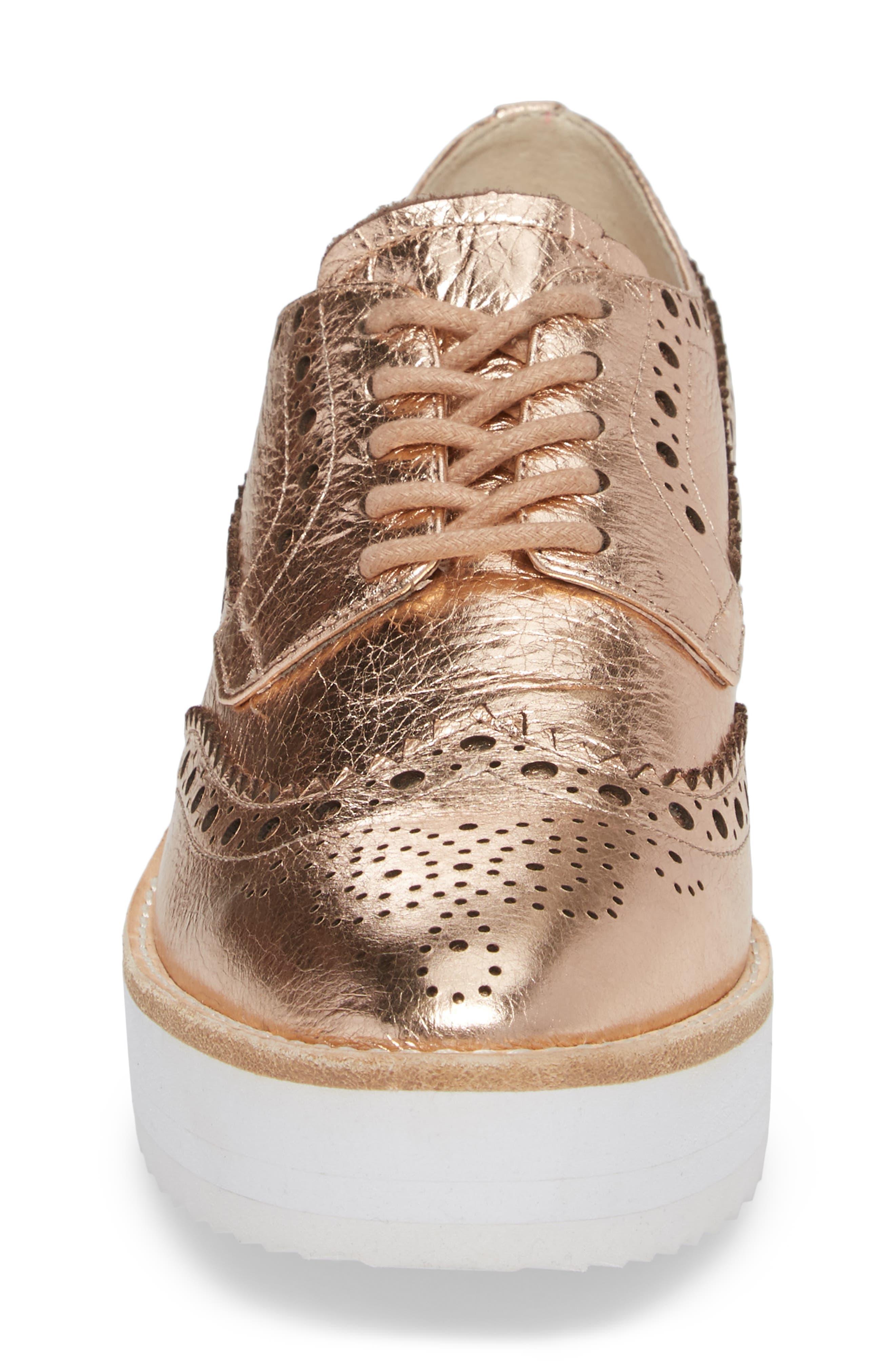 Alternate Image 4  - Kenneth Cole New York Roberta Platform Sneaker (Women)