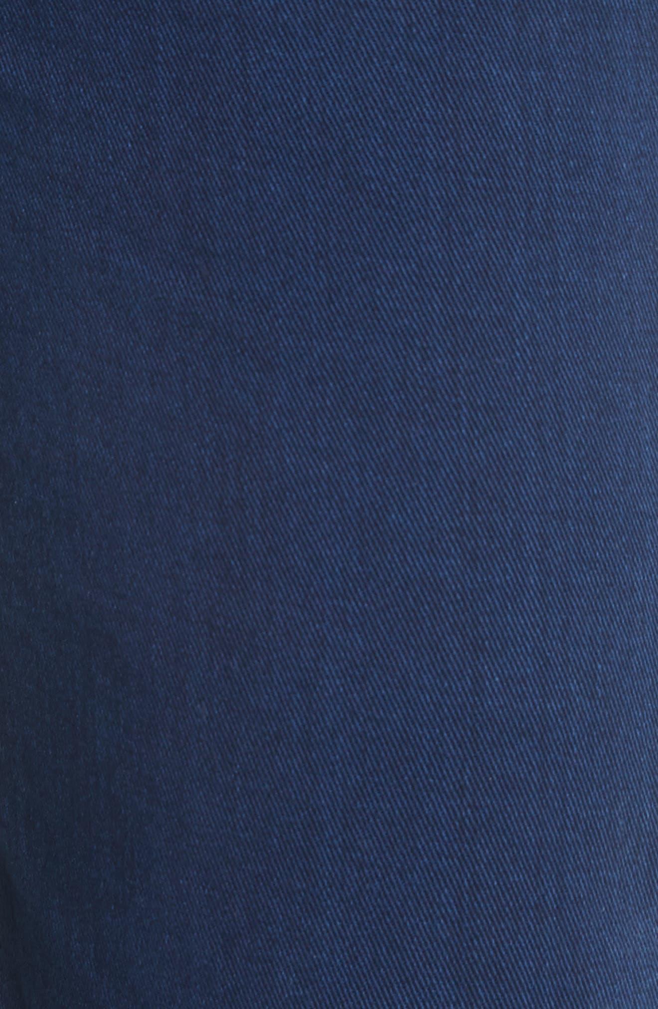 W4 Shelter Crop Wide Leg Jeans,                             Alternate thumbnail 5, color,                             Arrow