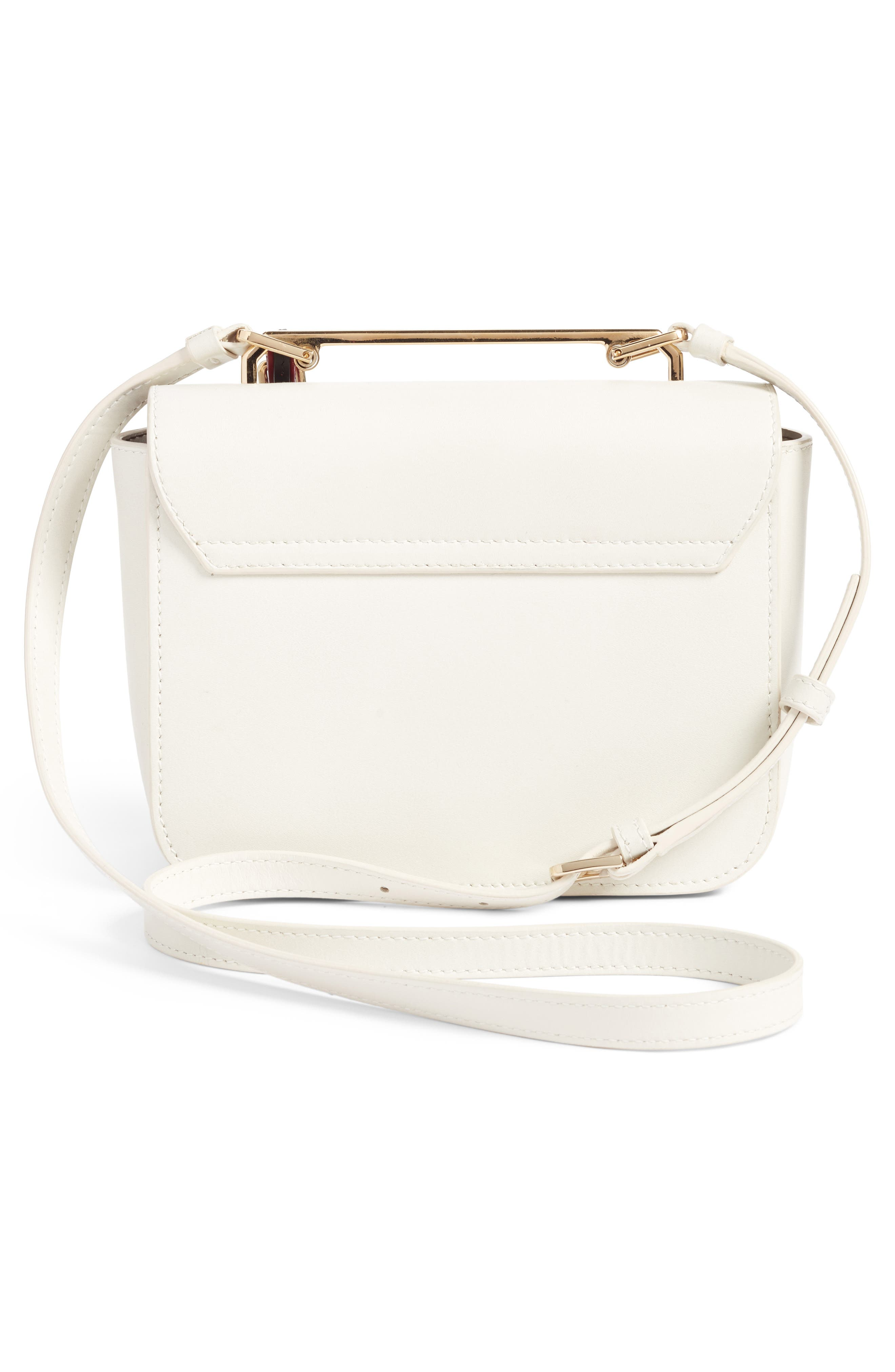Elisir Mini Crossbody Bag,                             Alternate thumbnail 3, color,                             Petalo