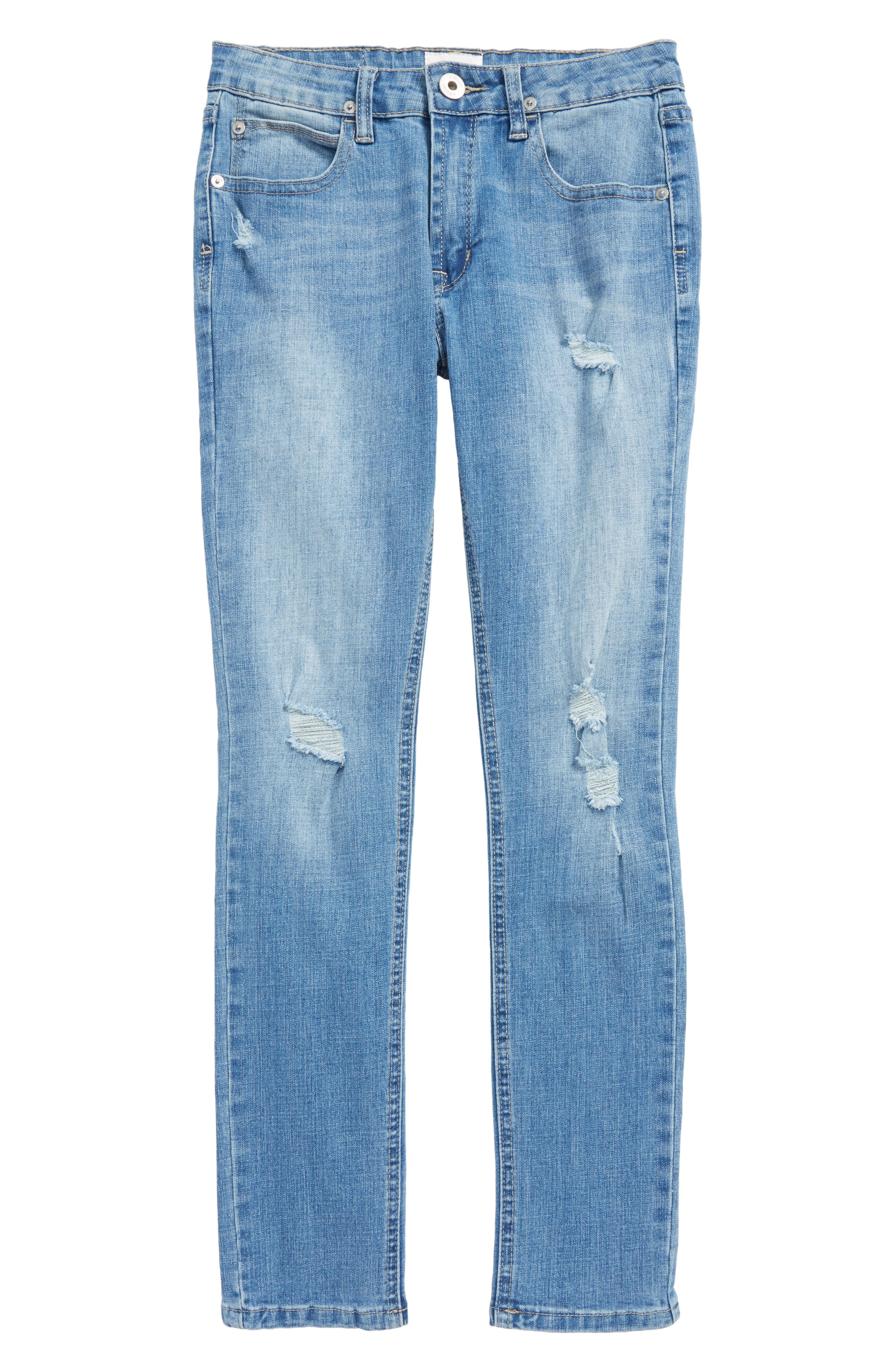 Jude Skinny Jeans,                         Main,                         color, Stone Wash