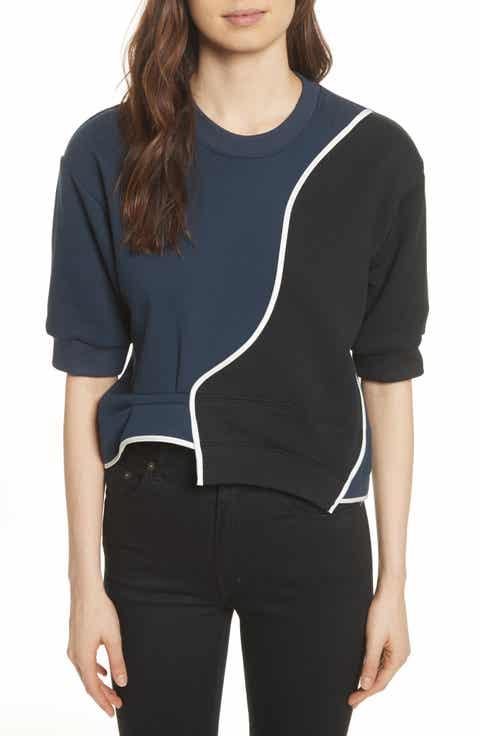 Harvey Faircloth Roberto 03 Colorblock Sweatshirt