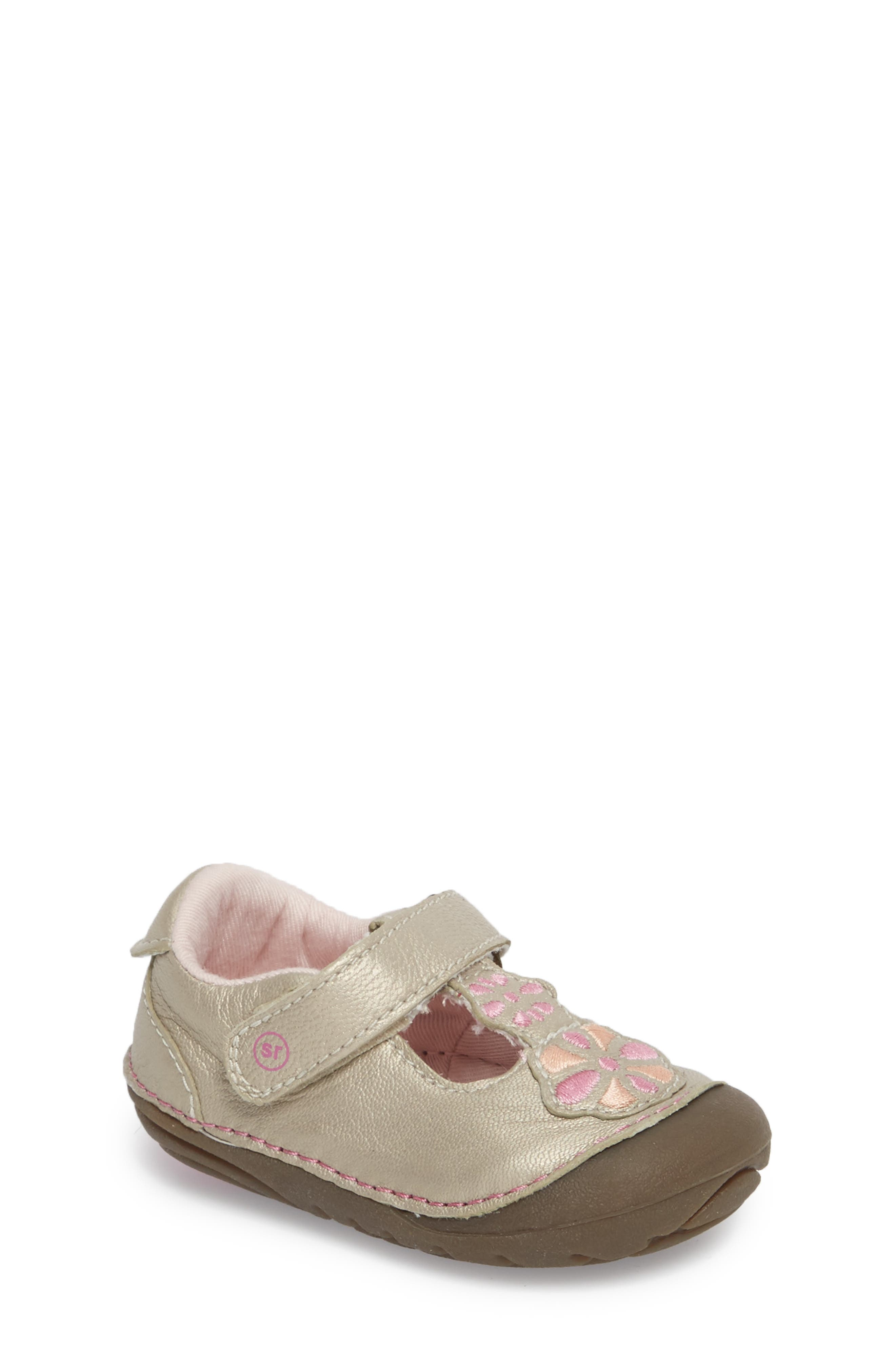 Stride Rite Soft Motion™ Kelly Sneaker (Baby & Walker)