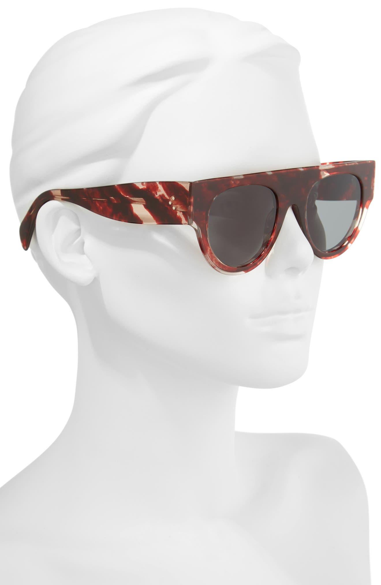Alternate Image 2  - Céline 51mm Pilot Sunglasses