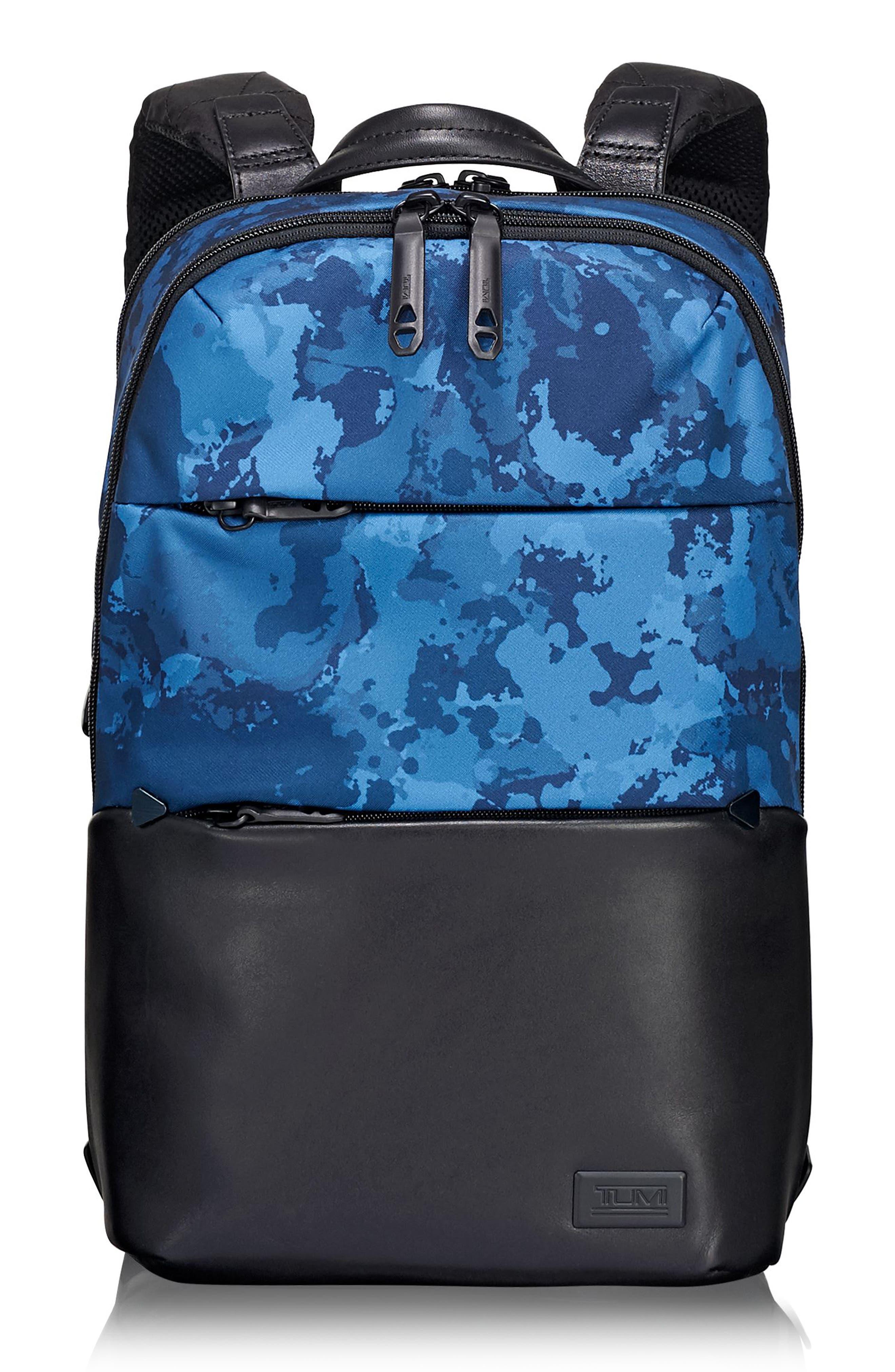 Tahoe - Elwood Backpack,                         Main,                         color, Deep Ocean Print