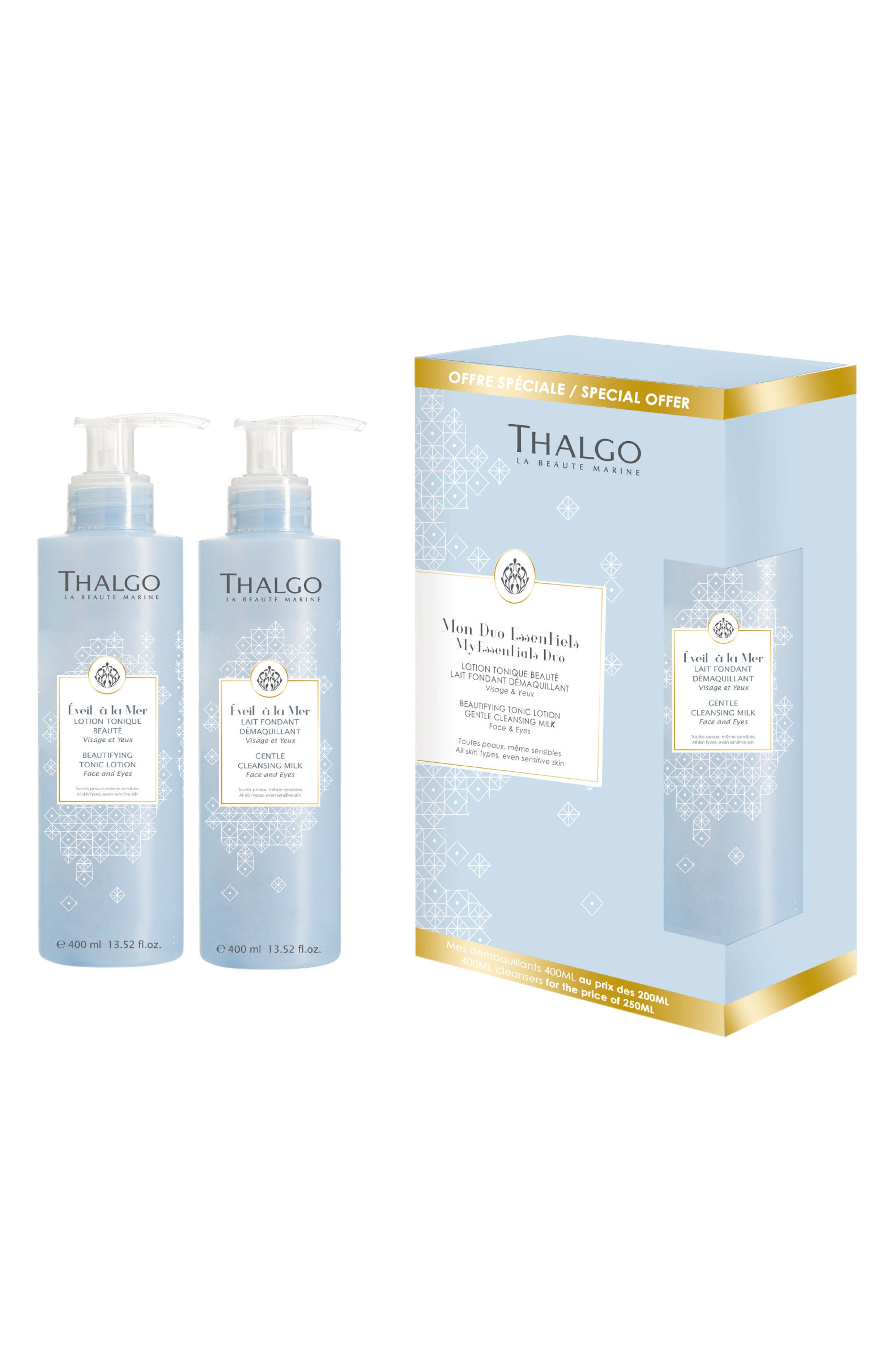 Thalgo Cleansing Duo ($120 Value)