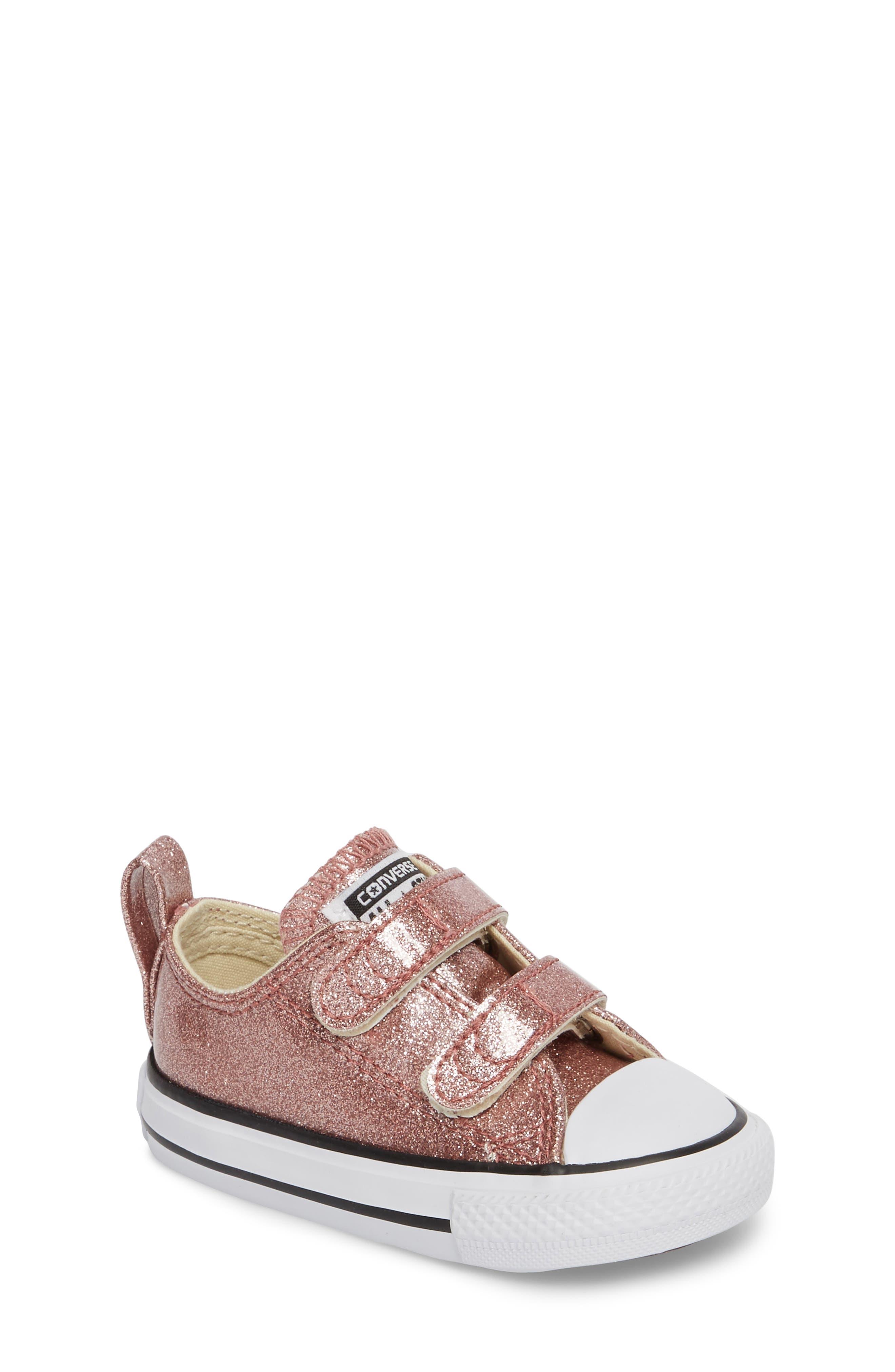 Converse Chuck Taylor® All Star® Glitter Slip-On (Baby, Walker, Toddler, Little Kid & Big Kid)