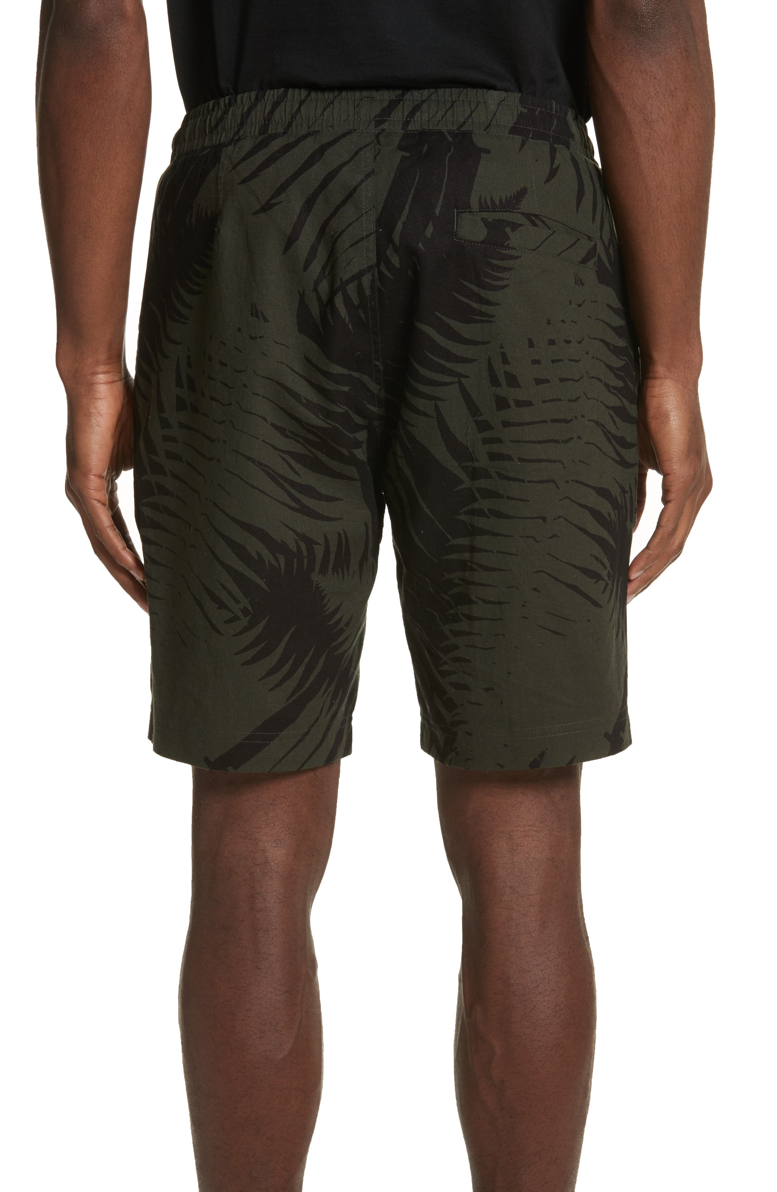 Sword Fern Patrol Shorts,                             Alternate thumbnail 2, color,                             Jungle Green