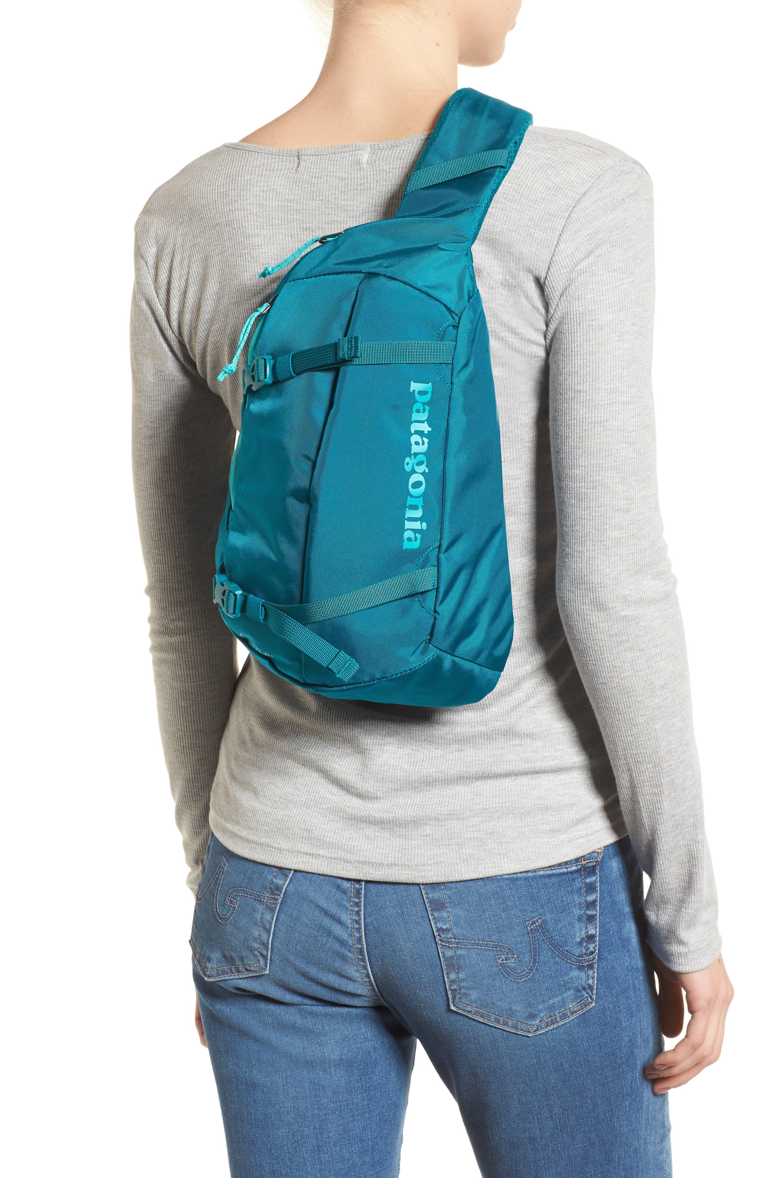 Atom 8L Sling Backpack,                             Alternate thumbnail 2, color,                             Elwha Blue