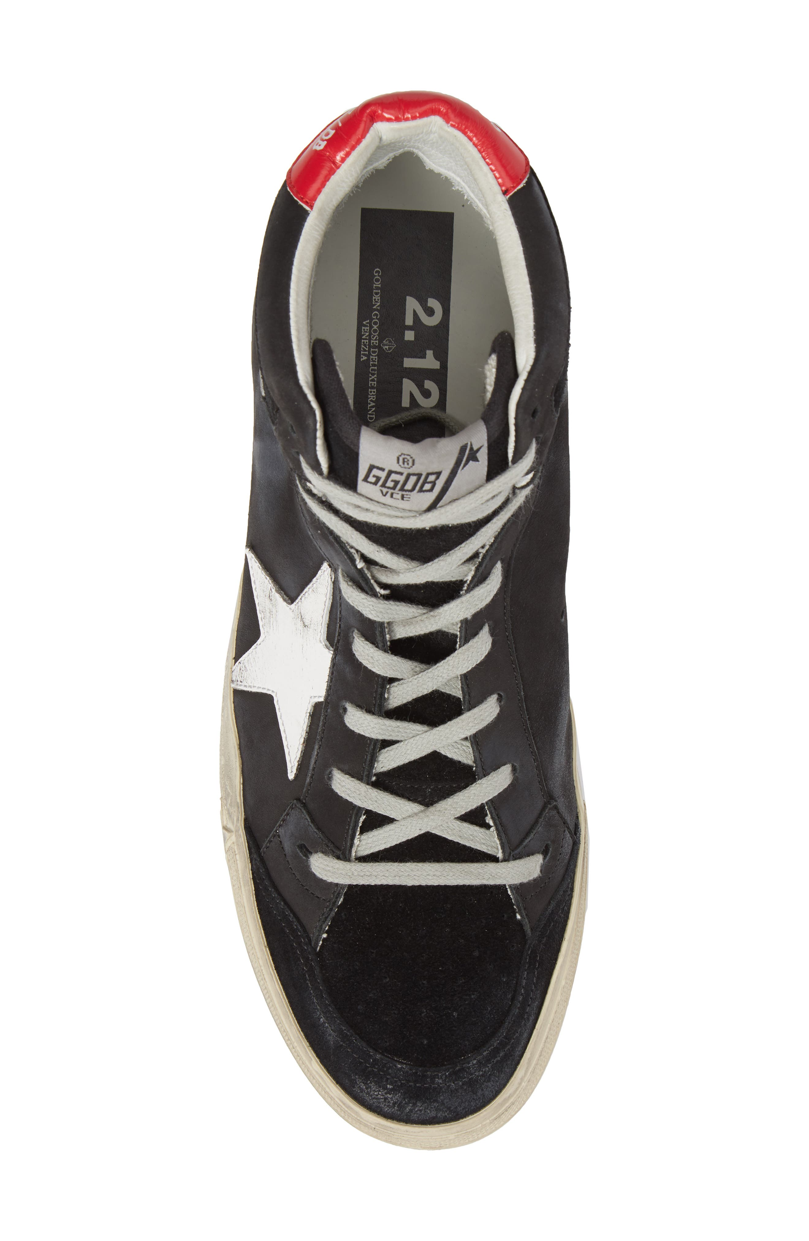 Alternate Image 5  - Golden Goose High Top Sneaker (Men)