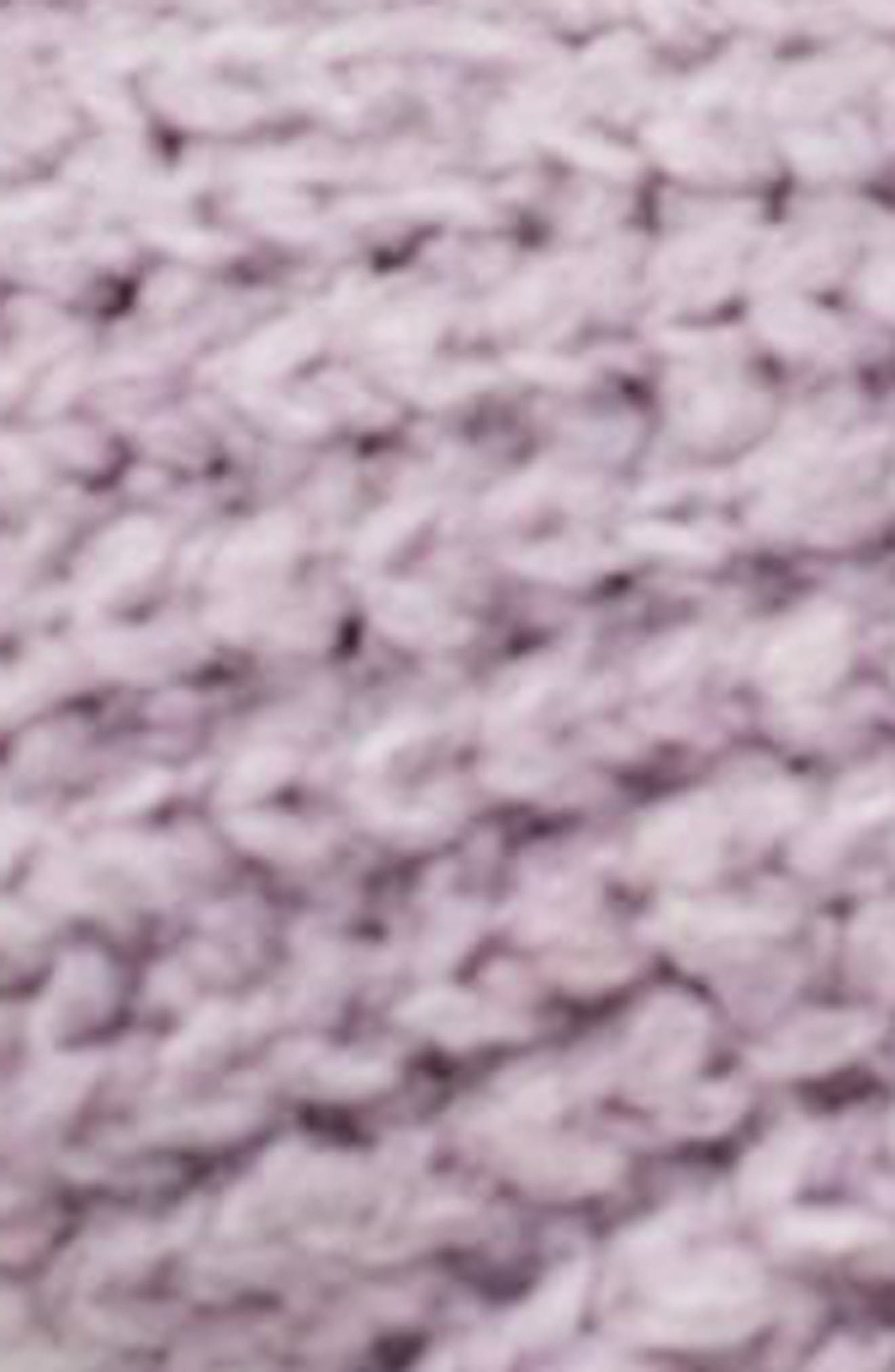 Alternate Image 4  - Topshop Oversized V-Neck Sweater