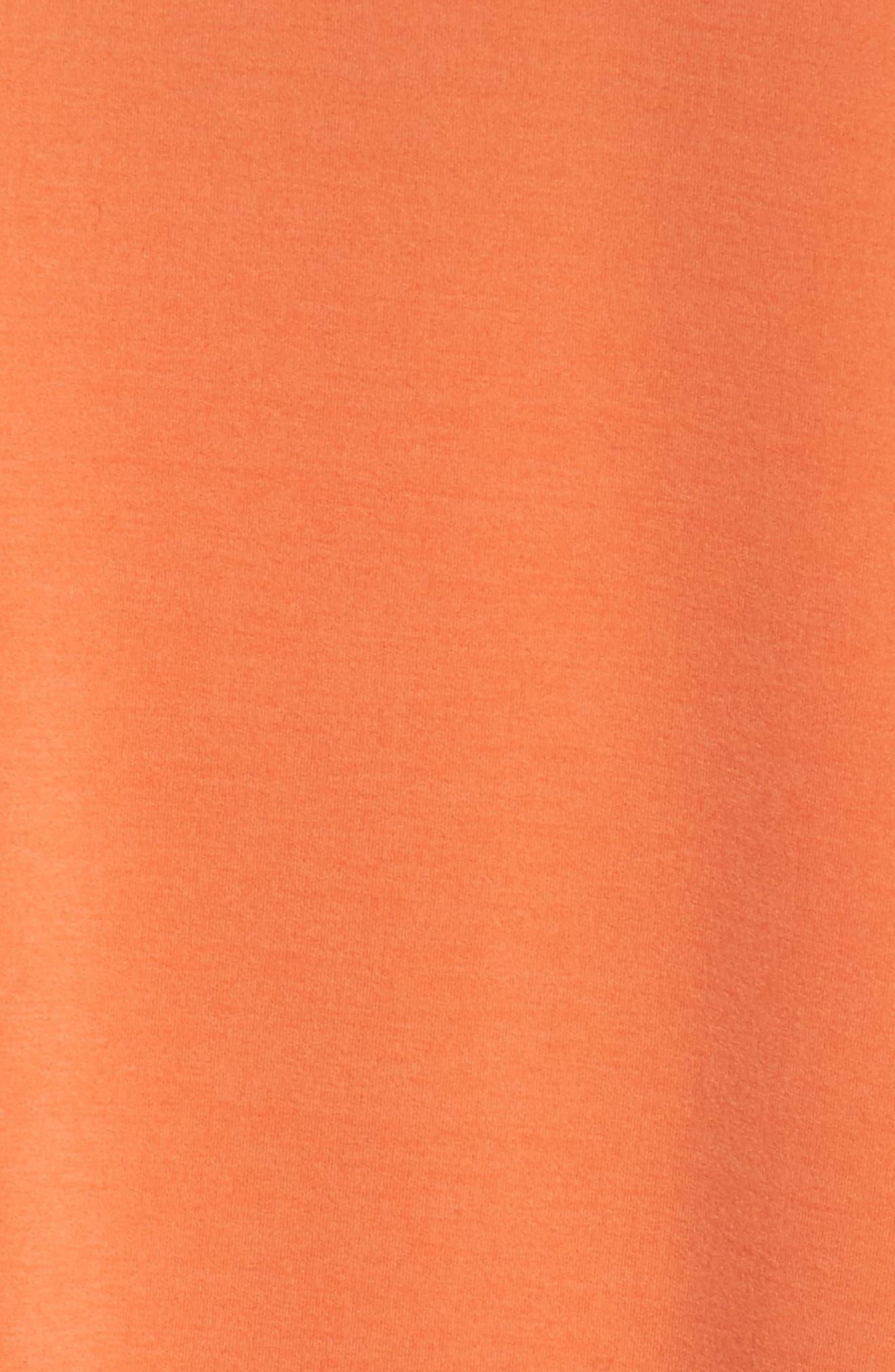 Pump It Up Tank,                             Alternate thumbnail 6, color,                             Orange Blossom