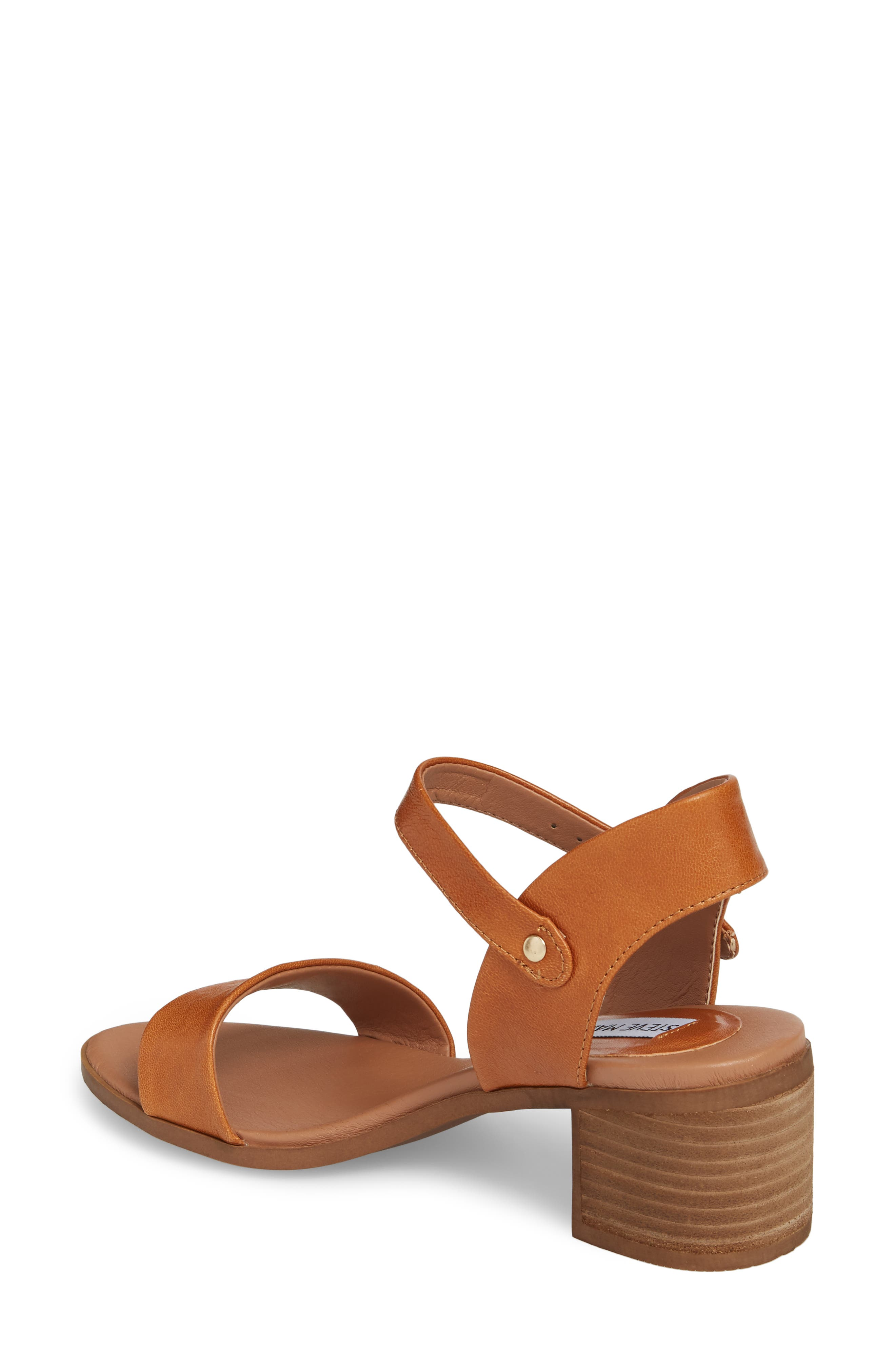 Alternate Image 2  - Steve Madden April Block Heel Sandal (Women)