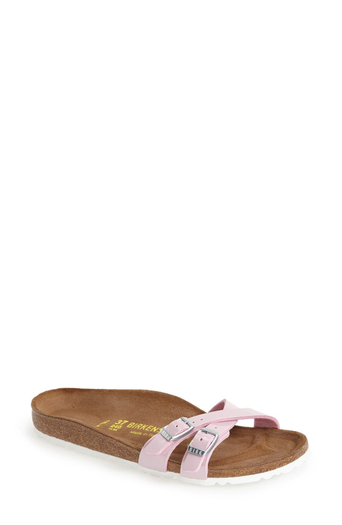 Alternate Image 1 Selected - Birkenstock 'Almere' Slide Sandal (Women)