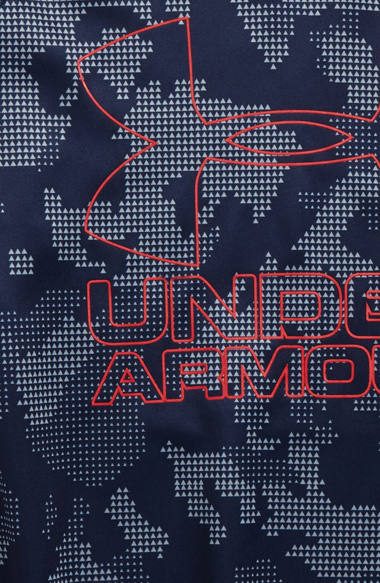 Utility Camo Big Logo Graphic T-Shirt,                             Alternate thumbnail 2, color,                             Midnight Navy Utility Camo