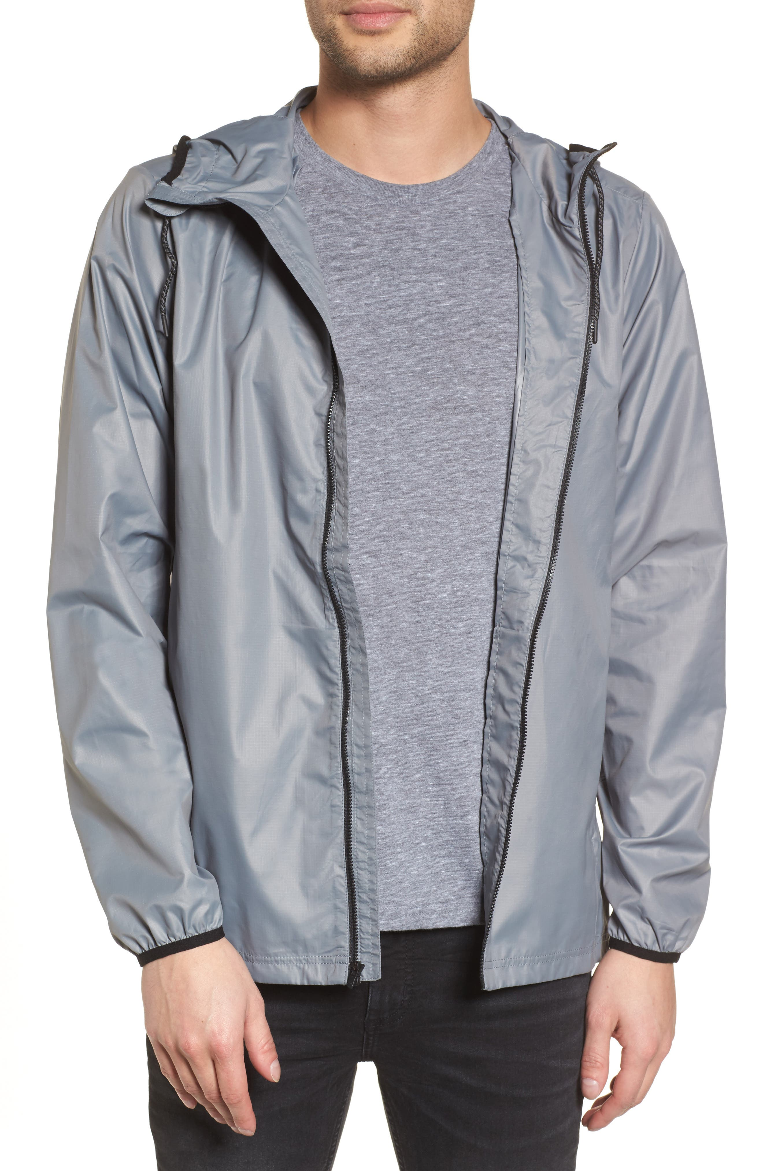 Alternate Image 1 Selected - Hurley Solid Protect 2.0 Jacket