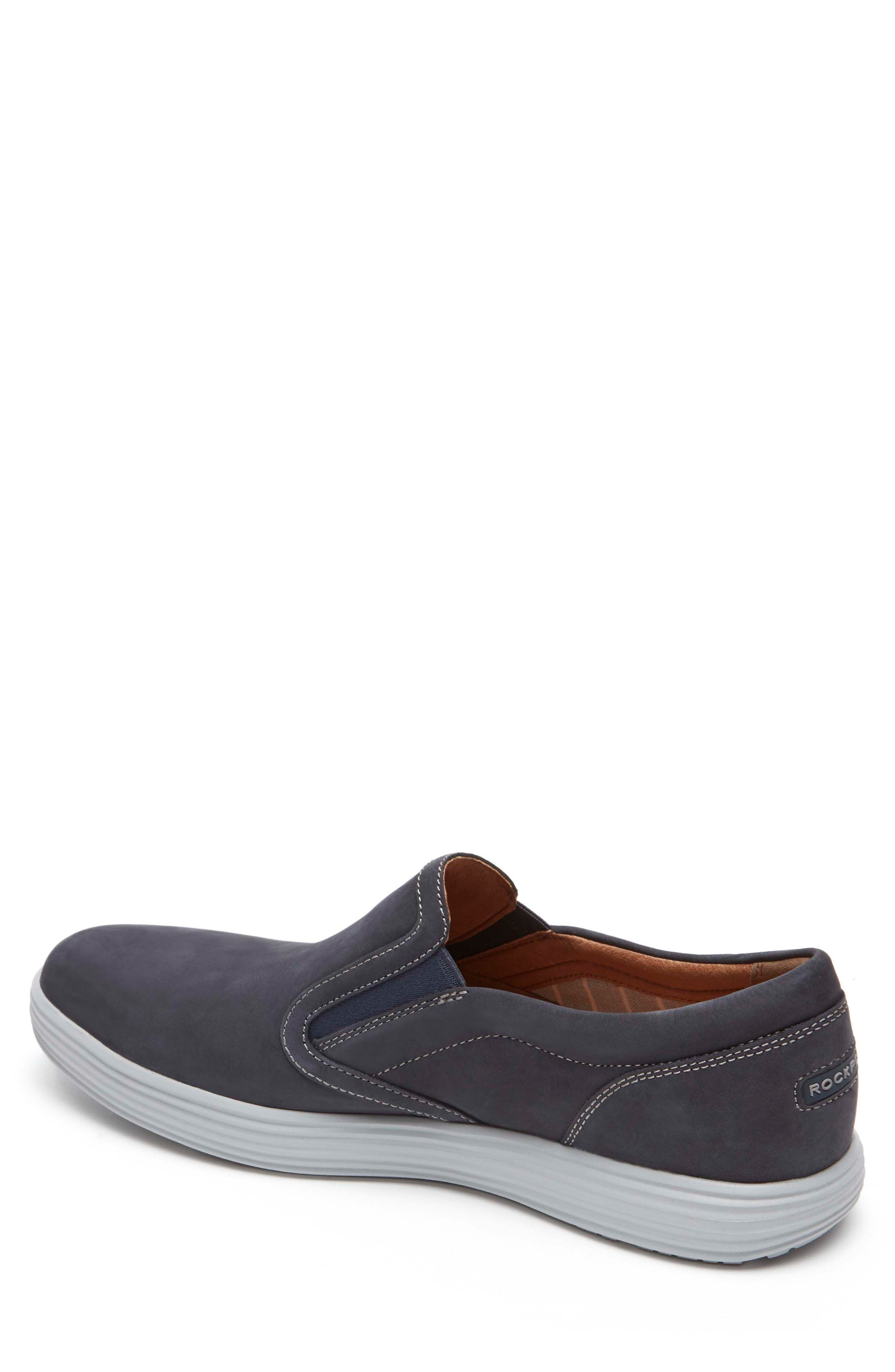 Alternate Image 2  - Rockport Thurston Gore Slip-On (Men)