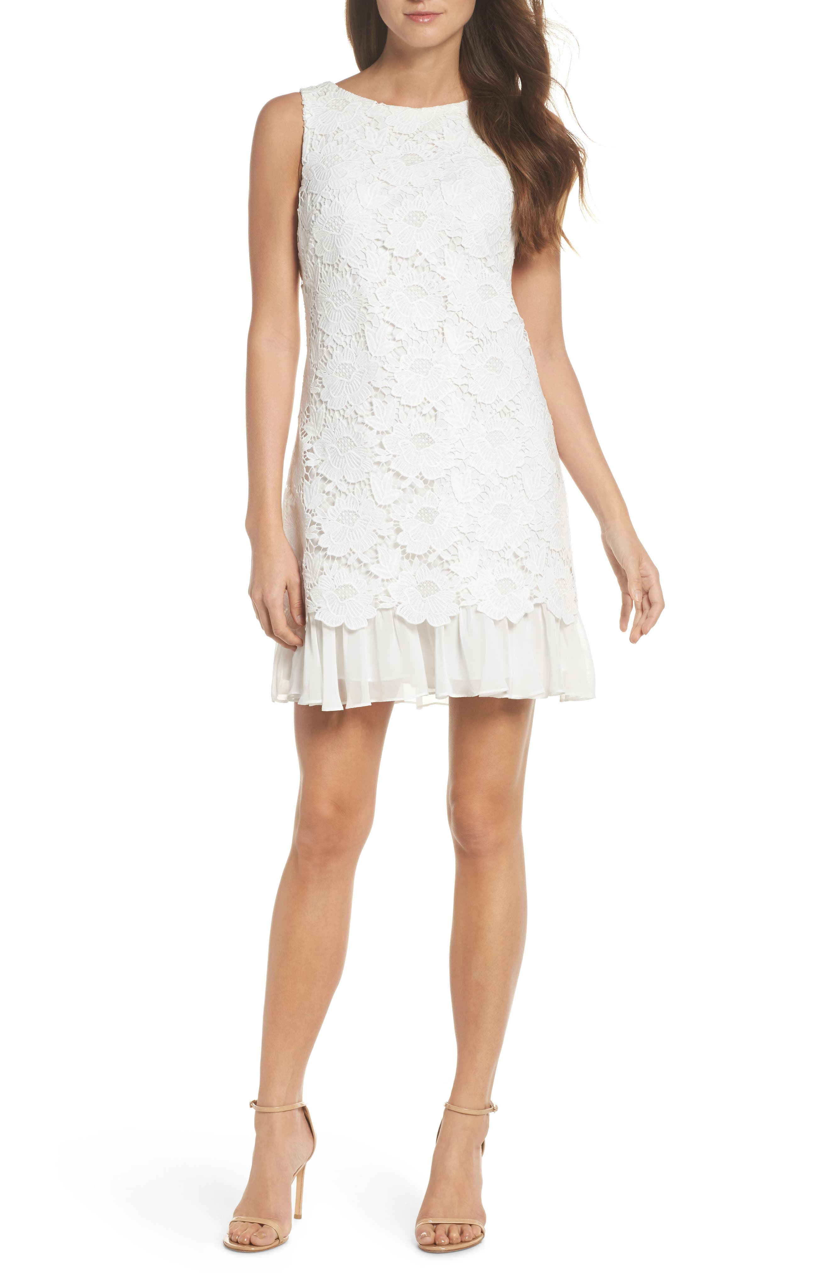 White Confirmation Dresses for Teenagers